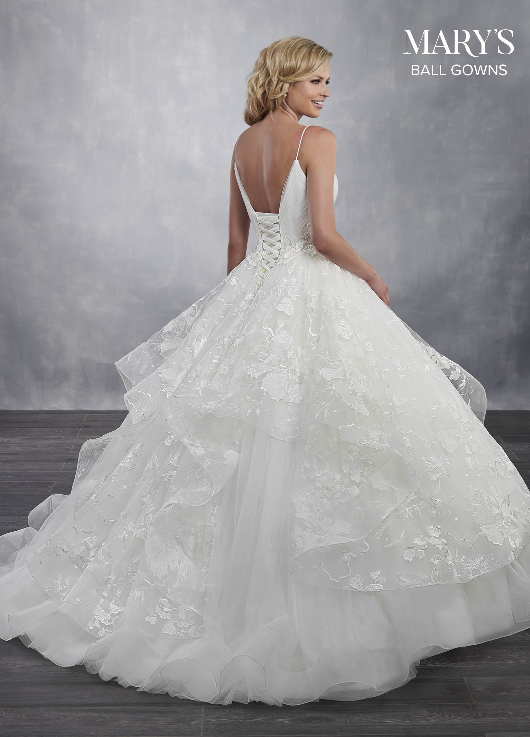 Bridal Ball Gowns | Ball Gowns | Style - MB6044