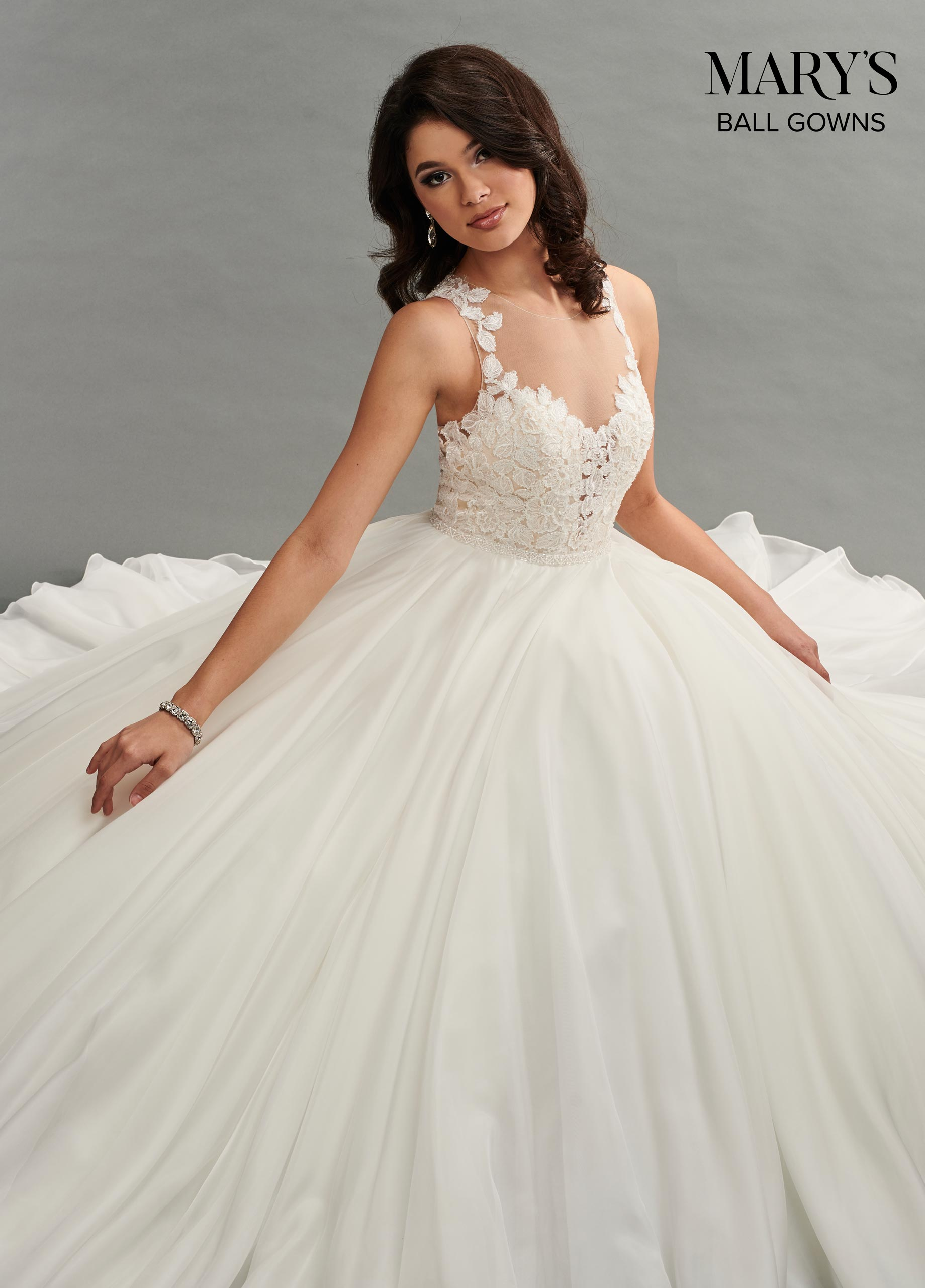 Bridal Ball Gowns | Ball Gowns | Style - MB6046