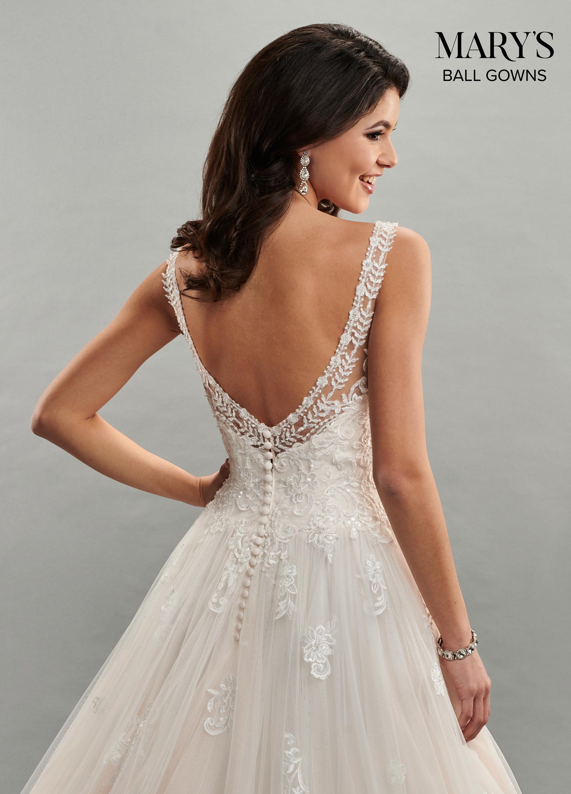 Bridal Ball Gowns | Ball Gowns | Style - MB6047