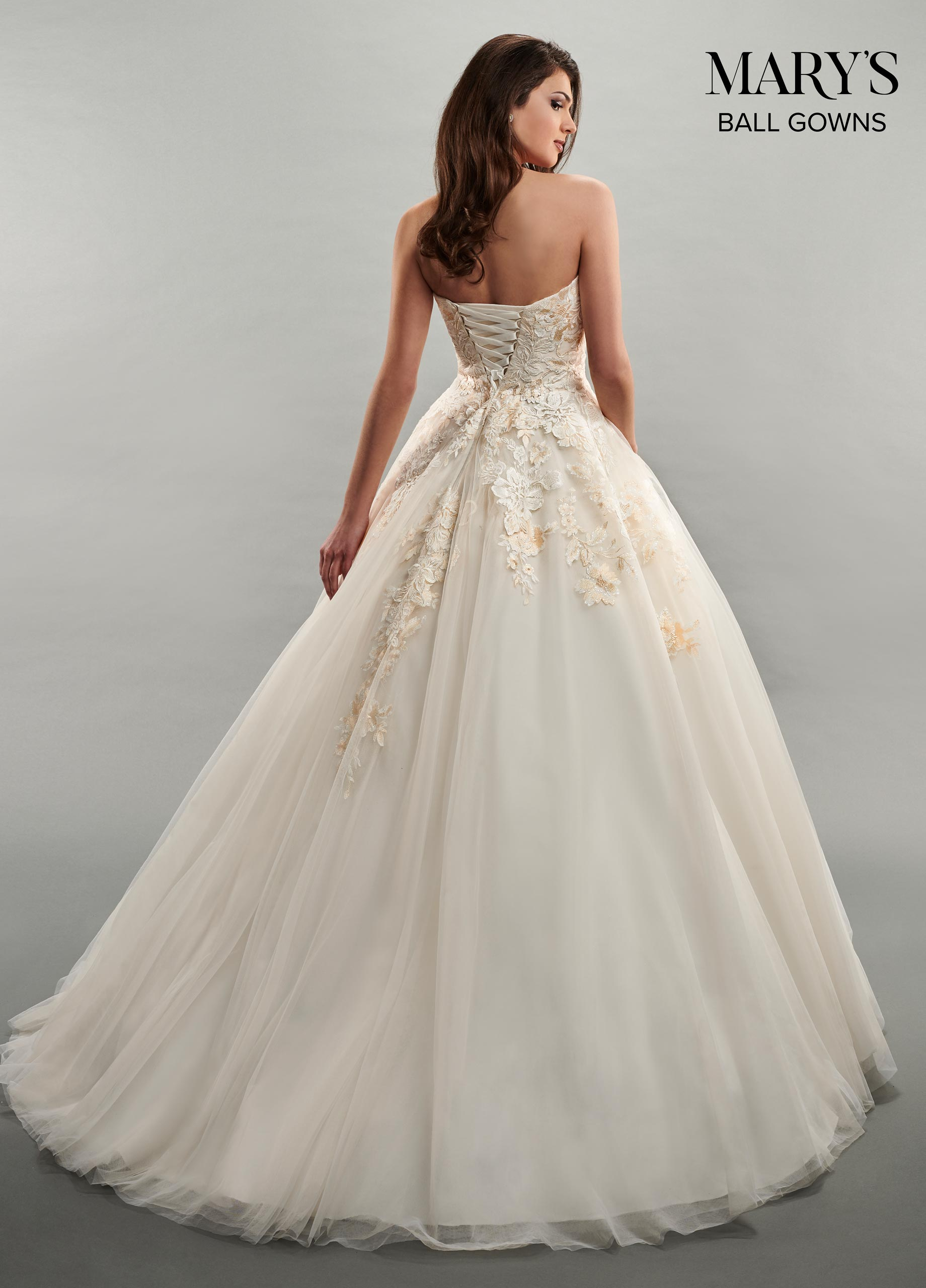Bridal Ball Gowns | Ball Gowns | Style - MB6048
