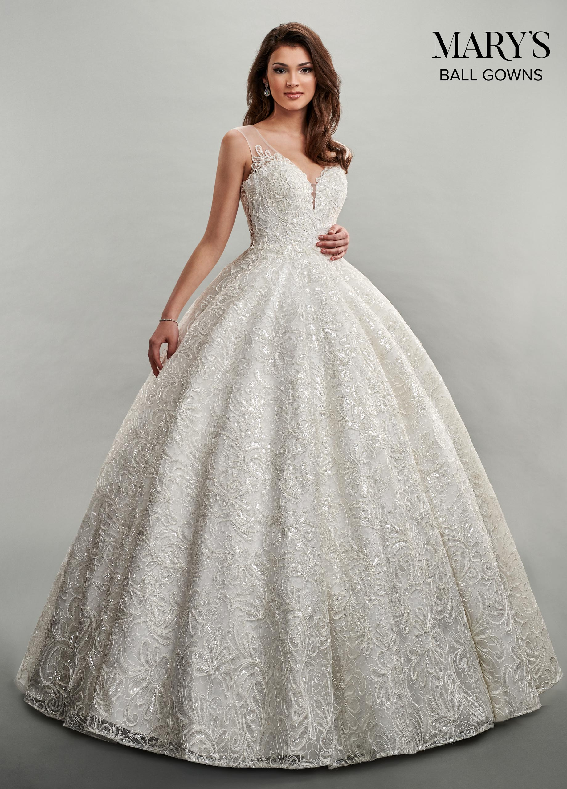 Bridal Ball Gowns | Ball Gowns | Style - MB6049