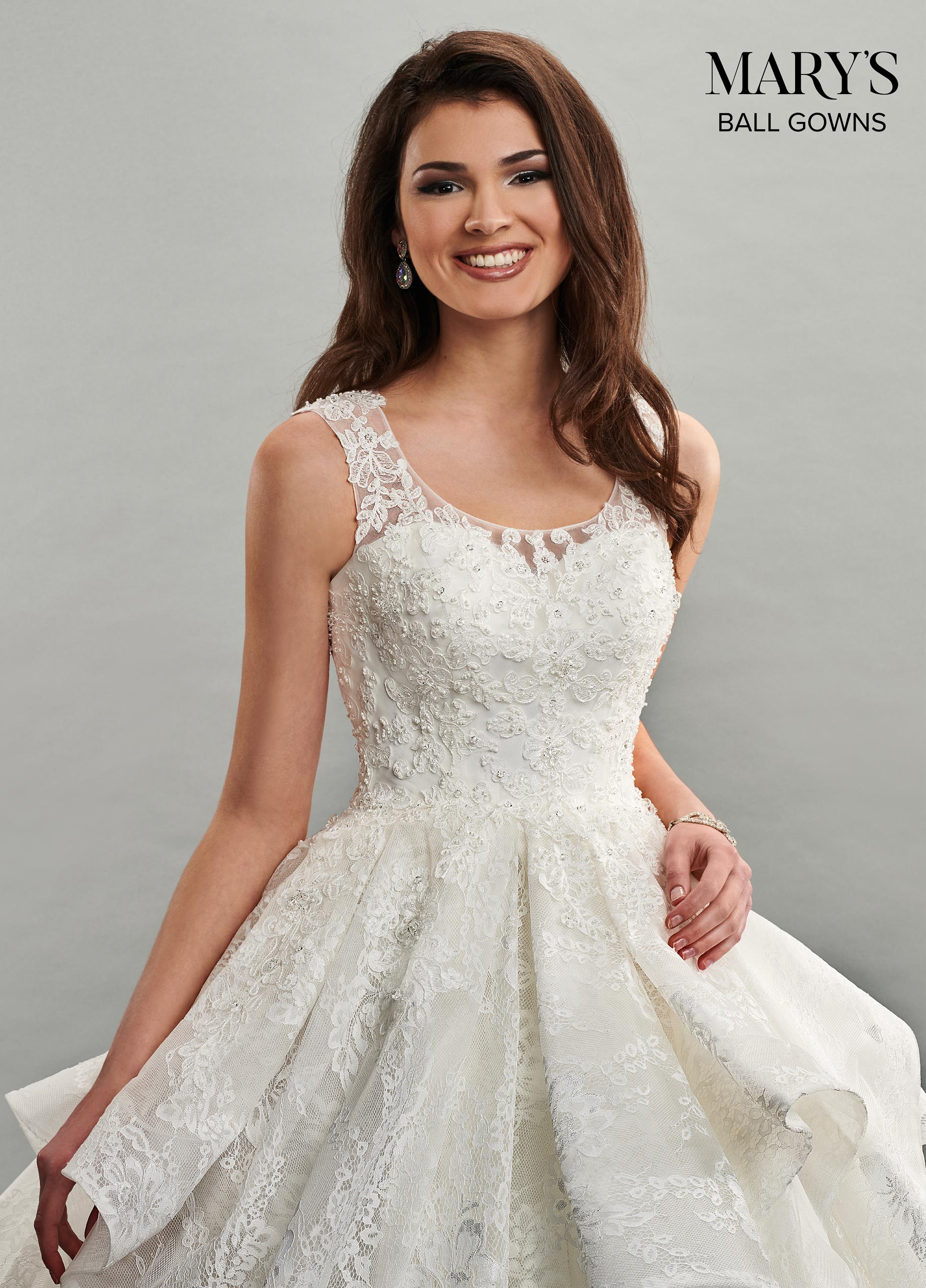 Bridal Ball Gowns   Ball Gowns   Style - MB6050