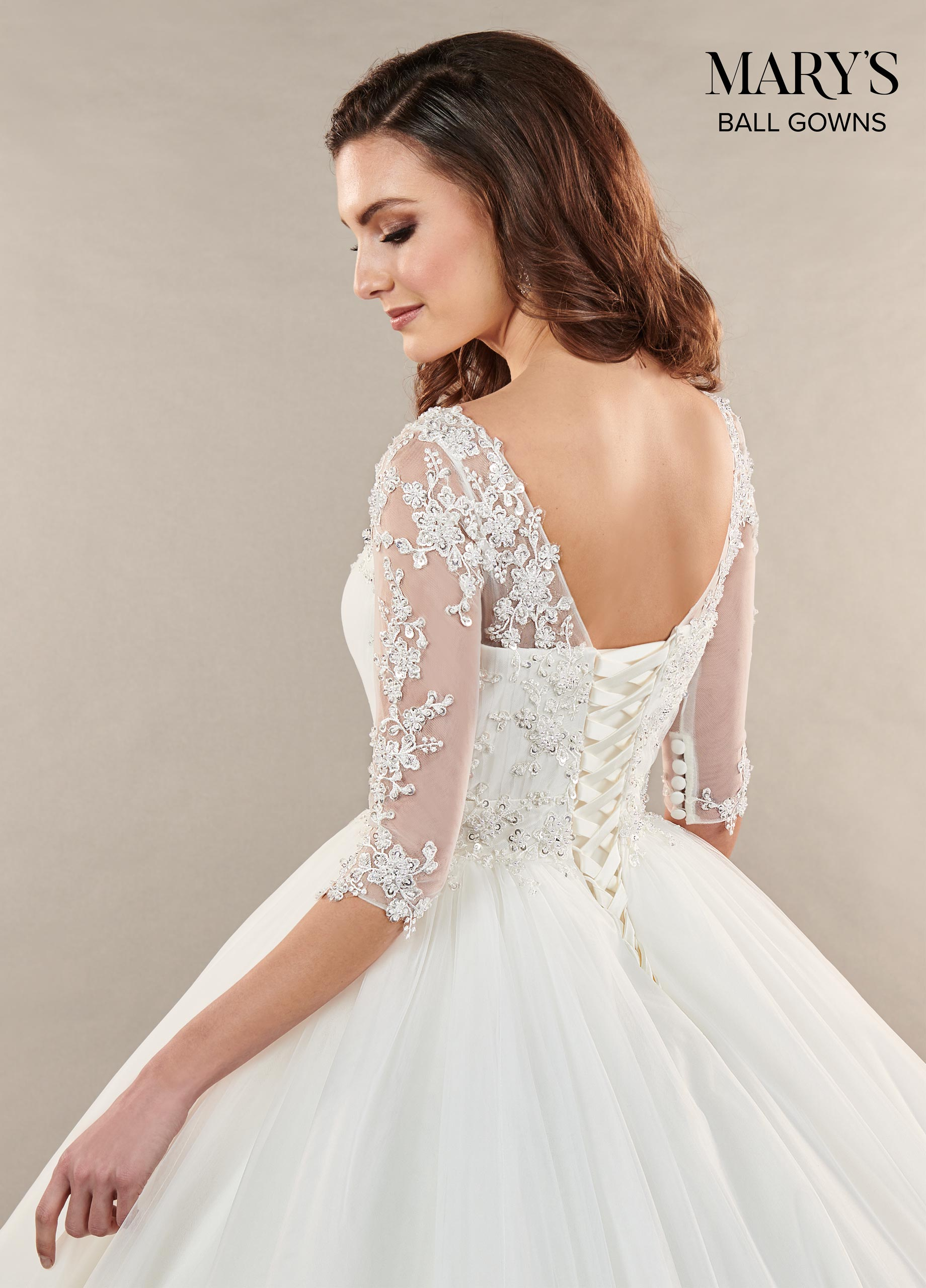 Bridal Ball Gowns | Ball Gowns | Style - MB6051