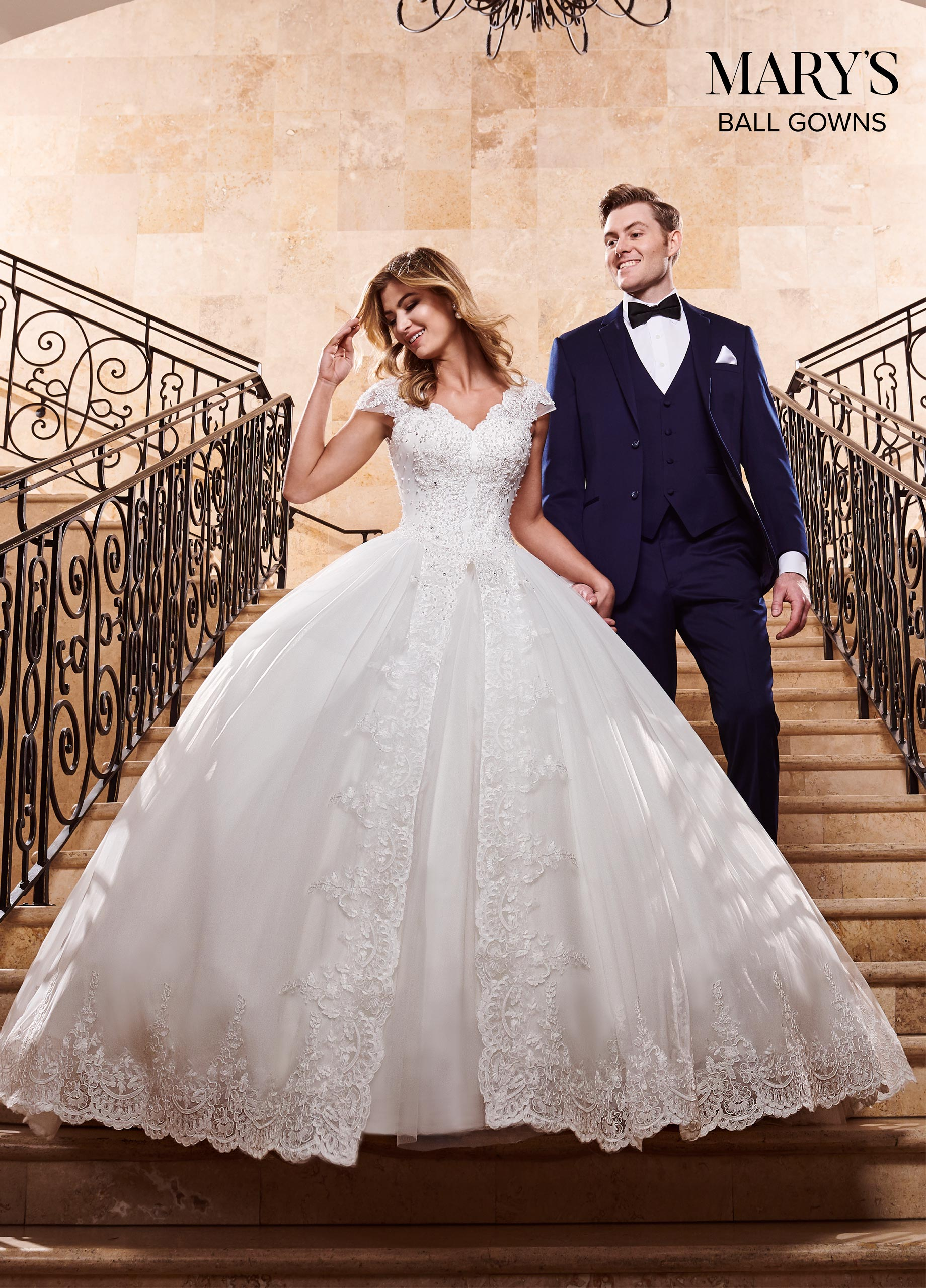 Bridal Ball Gowns | Ball Gowns | Style - MB6052
