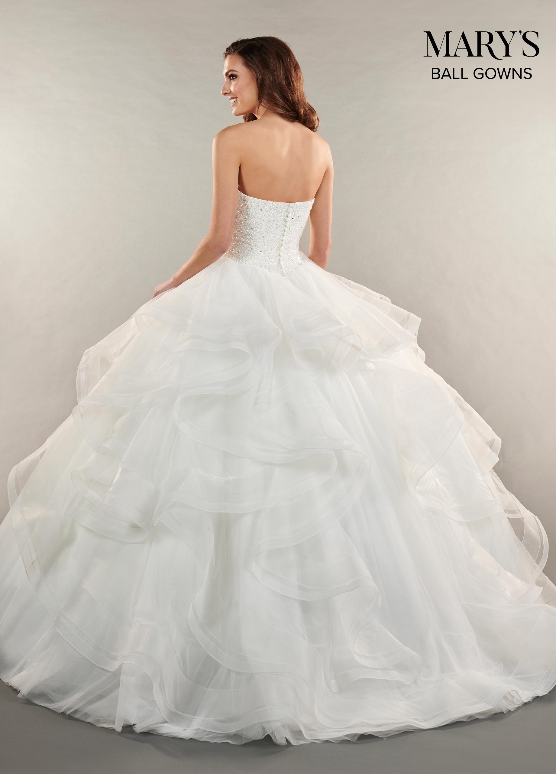 Bridal Ball Gowns | Ball Gowns | Style - MB6053