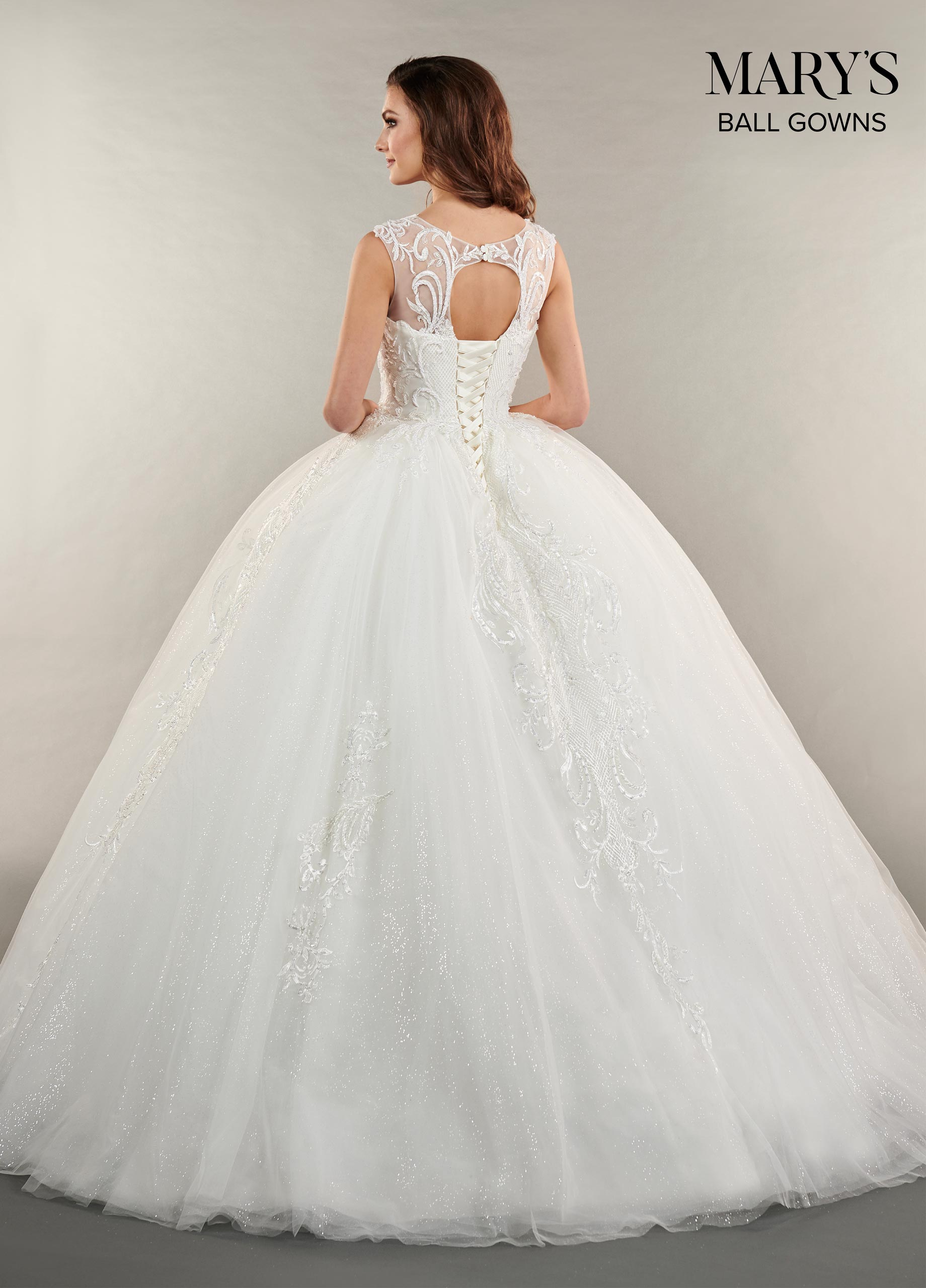 Bridal Ball Gowns | Ball Gowns | Style - MB6054