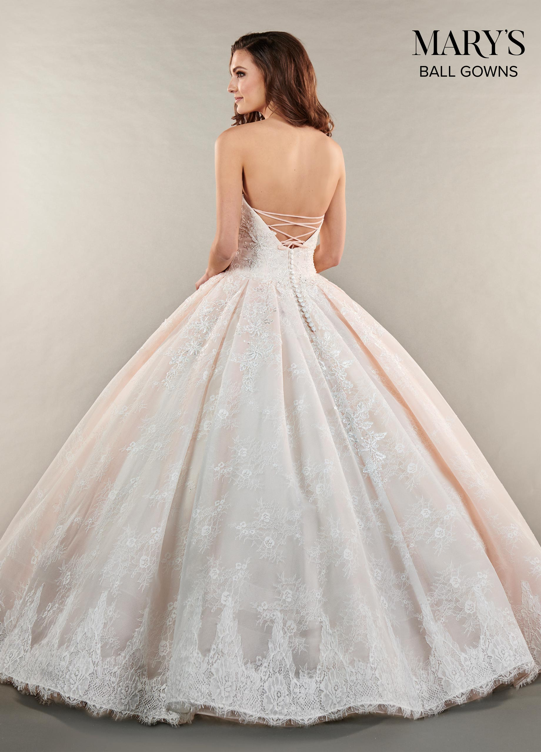 Bridal Ball Gowns | Ball Gowns | Style - MB6055