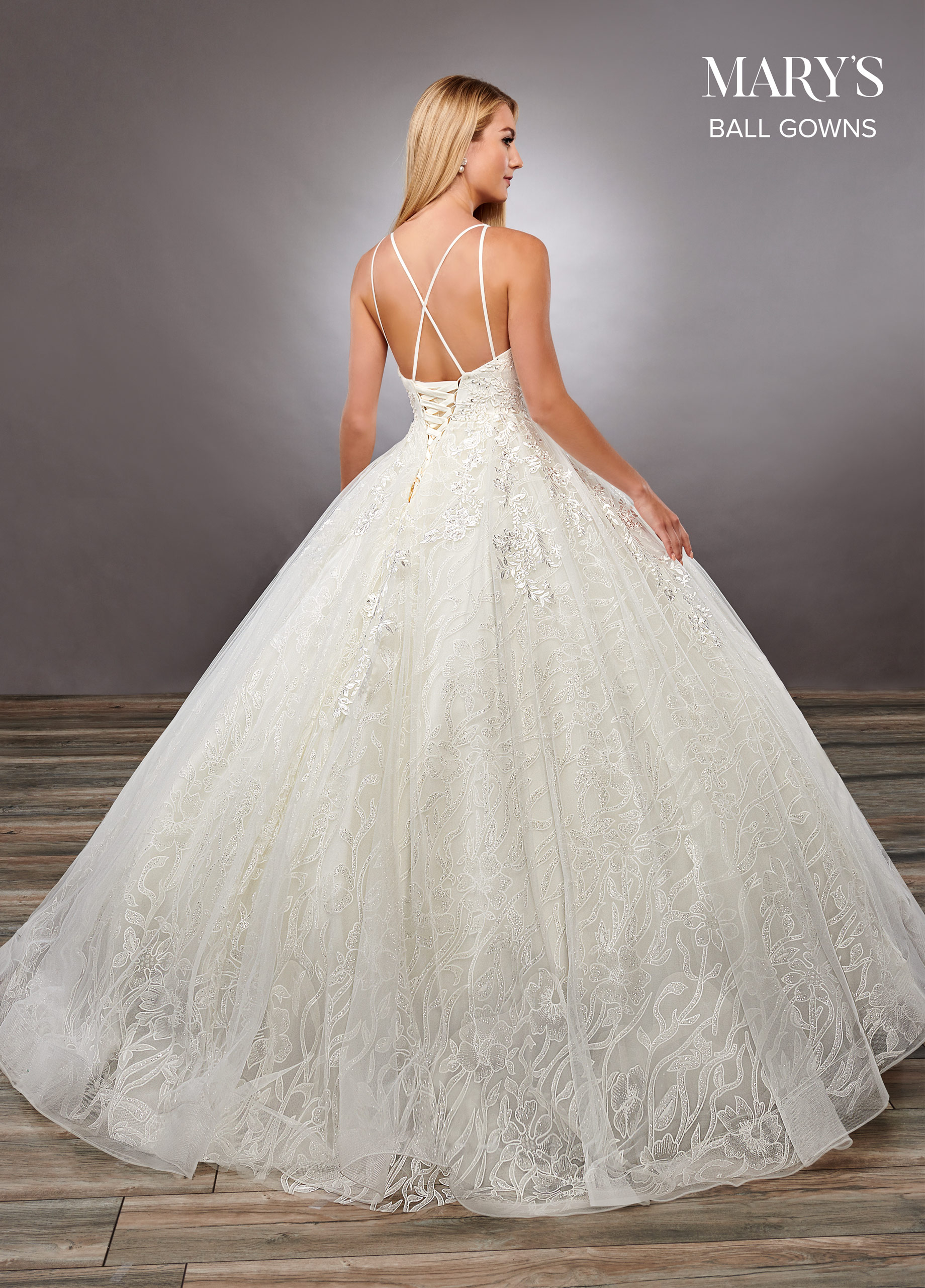 Bridal Ball Gowns | Ball Gowns | Style - MB6059