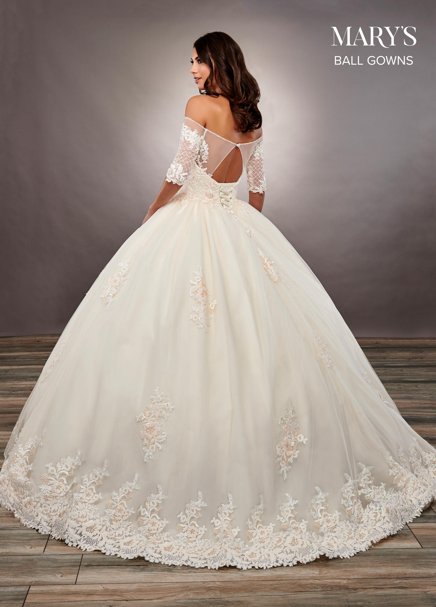 Bridal Ball Gowns | Ball Gowns | Style - MB6060