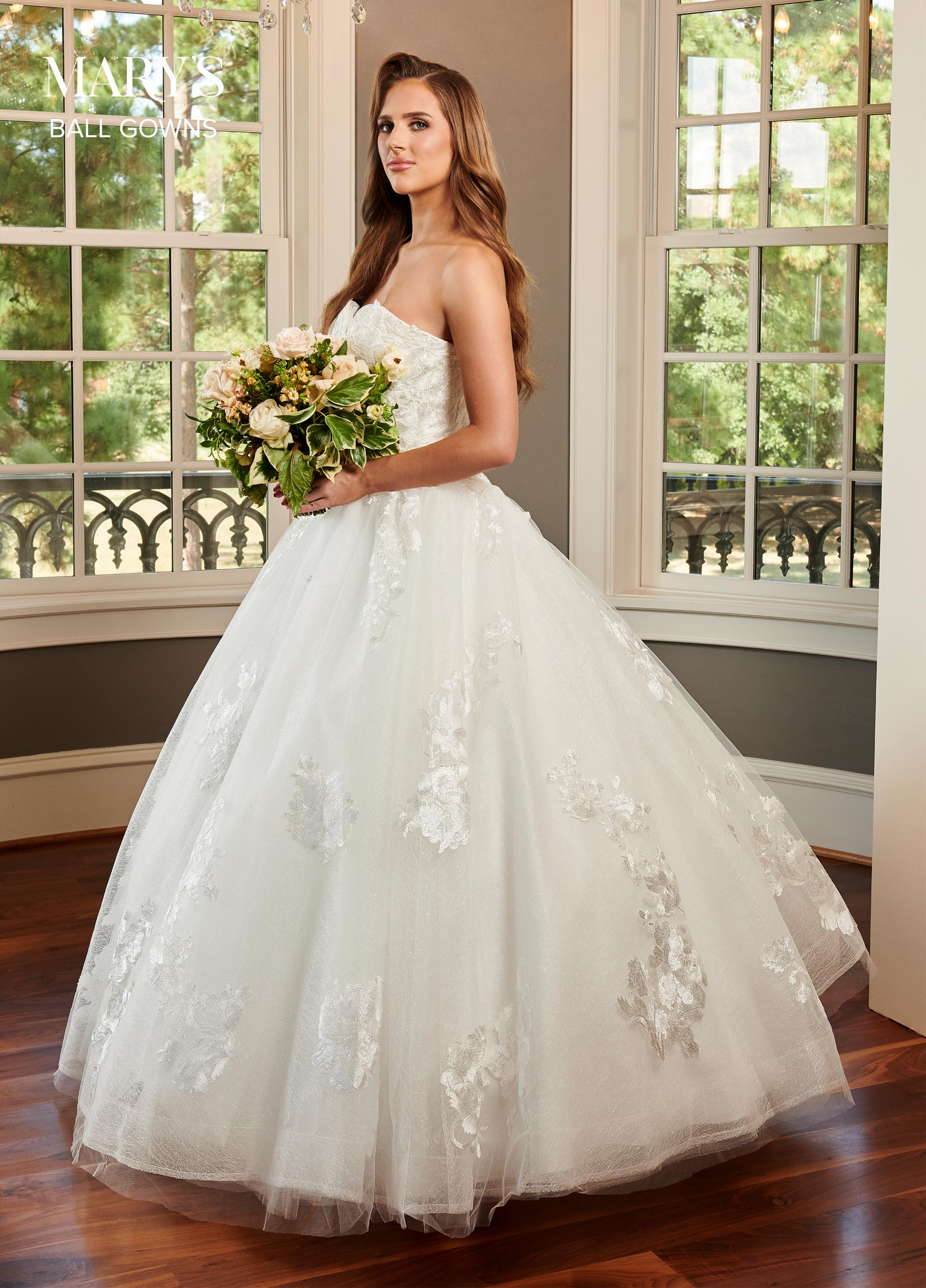 Bridal Ball Gowns | Ball Gowns | Style - MB6063