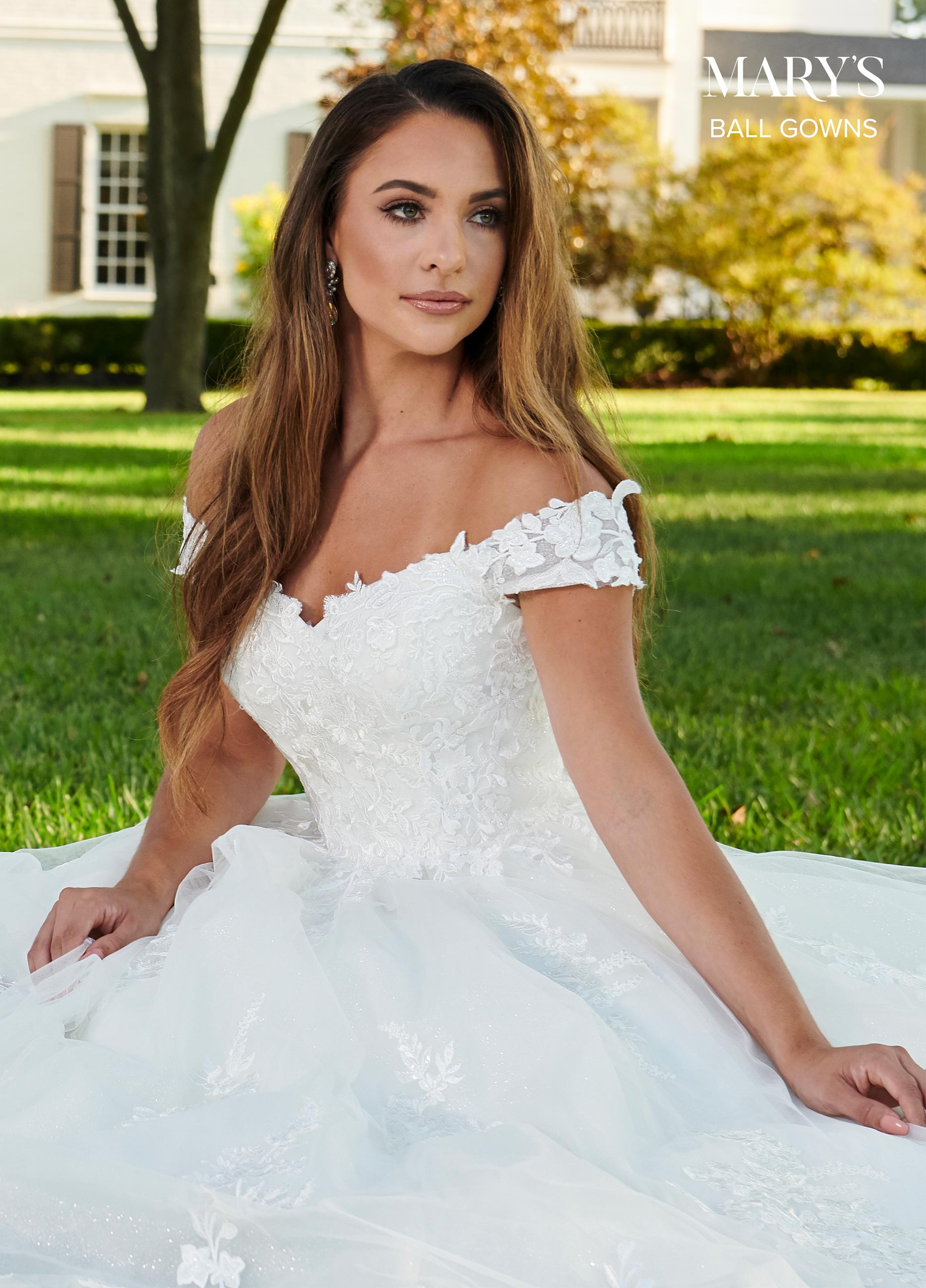 Bridal Ball Gowns | Ball Gowns | Style - MB6064