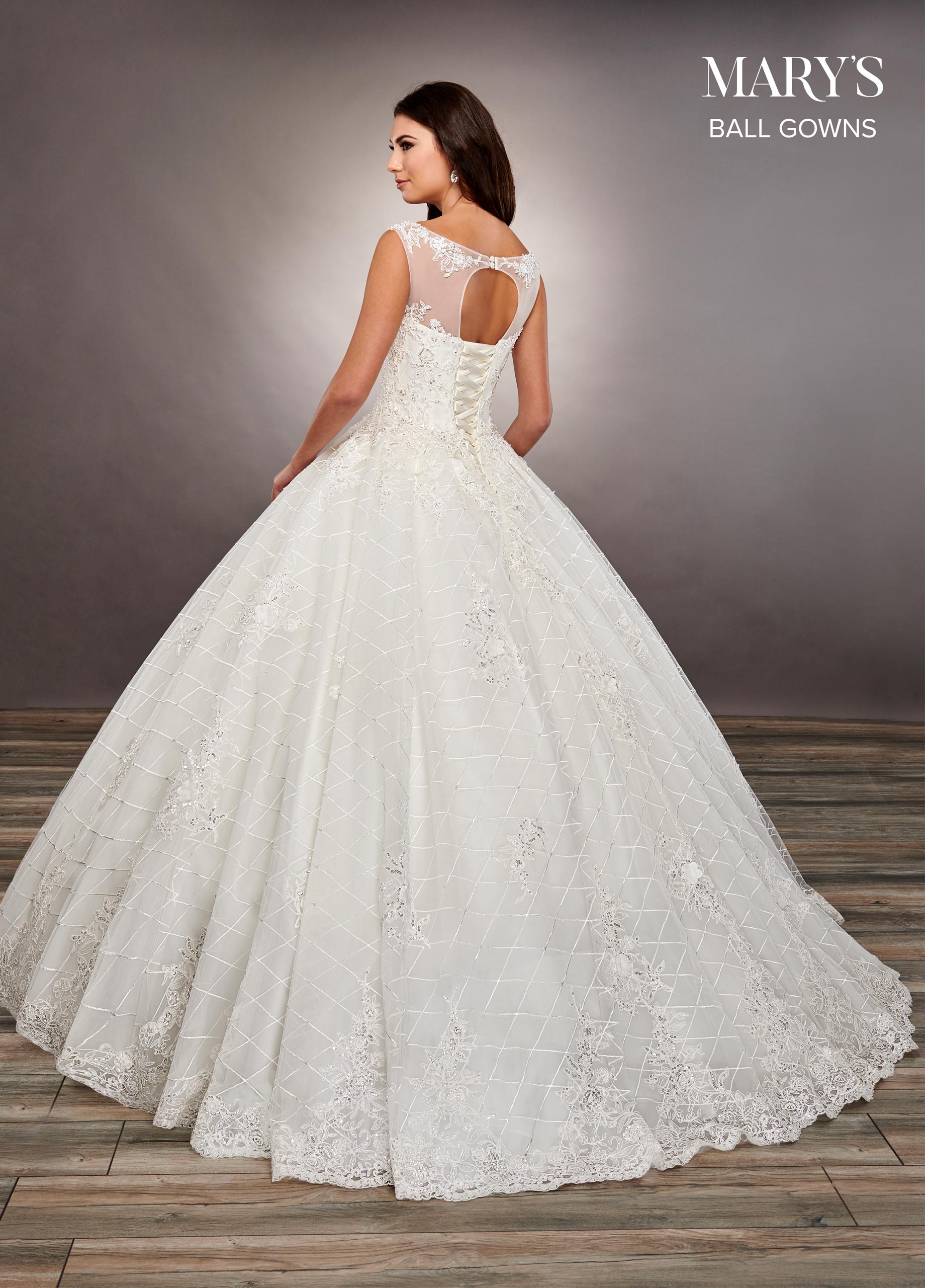 Bridal Ball Gowns | Ball Gowns | Style - MB6065