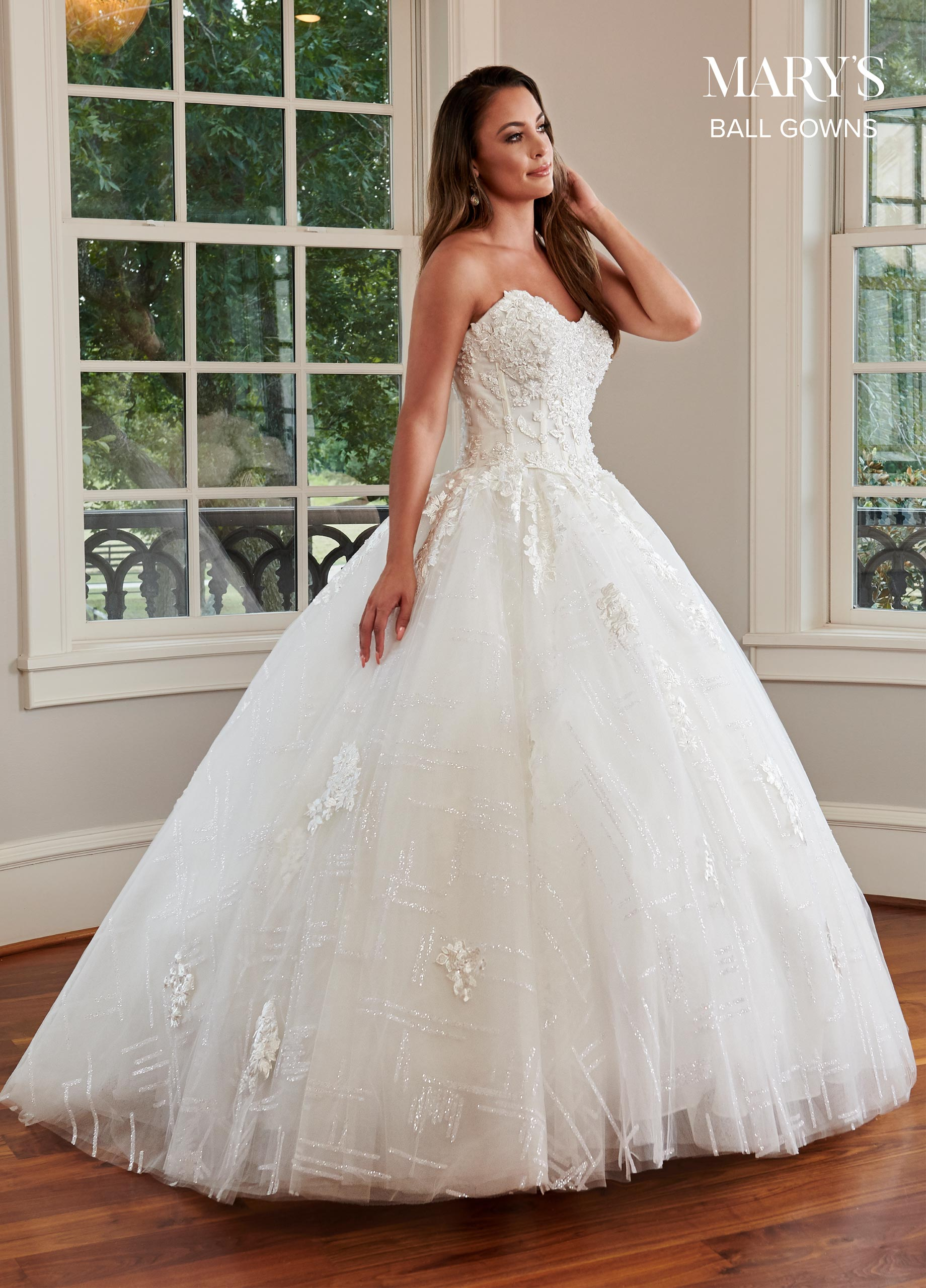 Bridal Ball Gowns | Ball Gowns | Style - MB6066