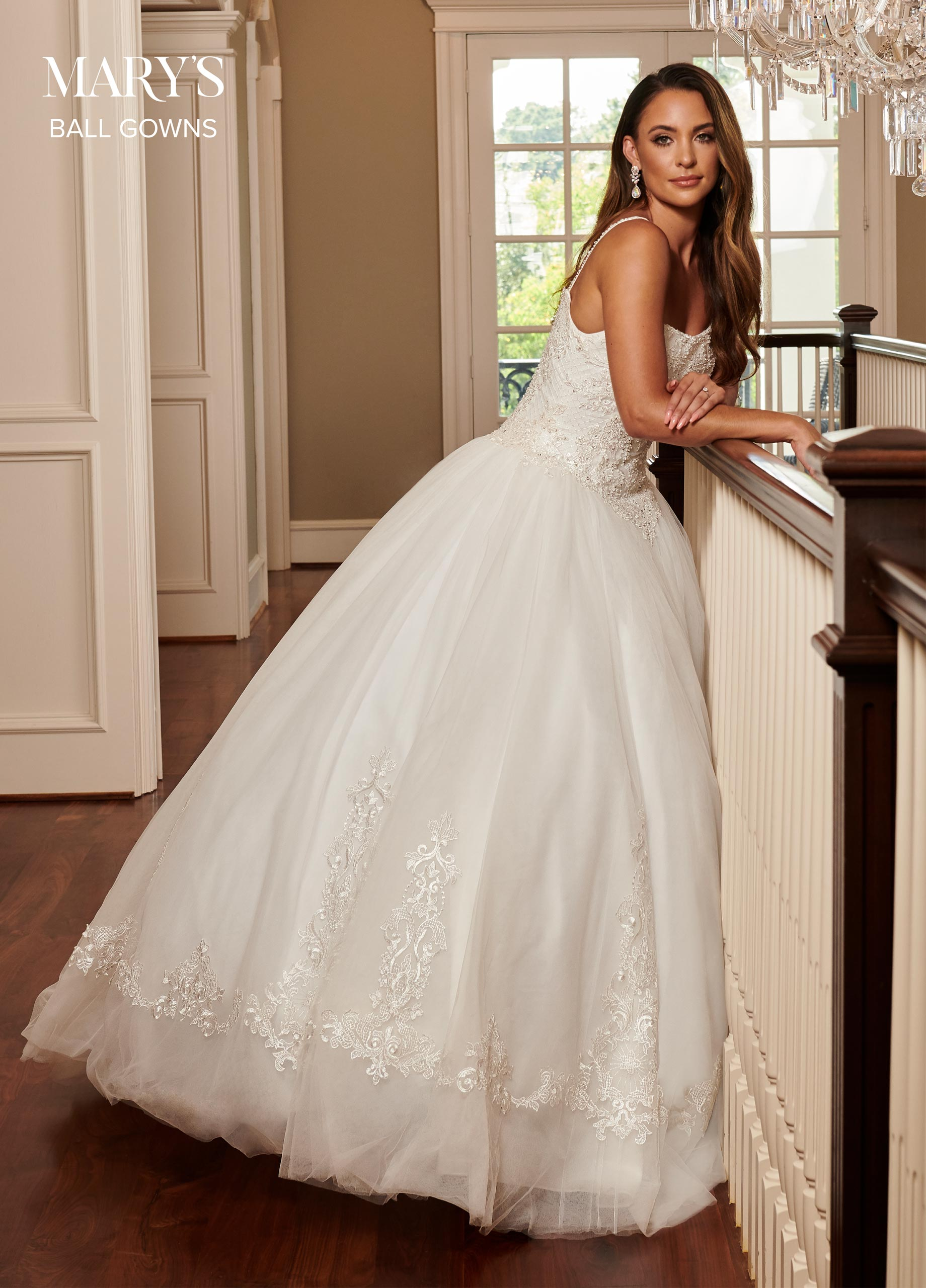 Bridal Ball Gowns | Ball Gowns | Style - MB6068