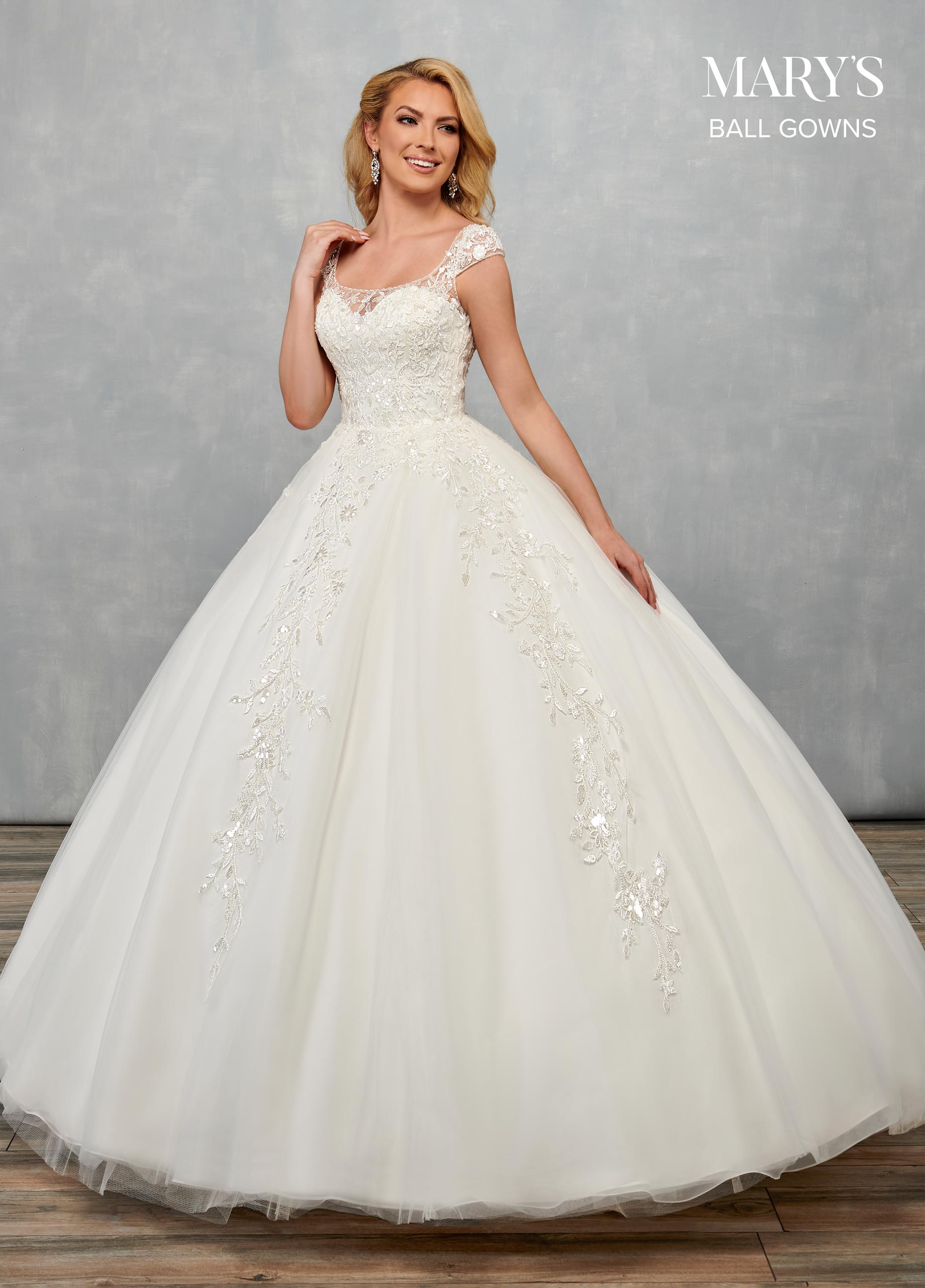 Bridal Ball Gowns | Ball Gowns | Style - MB6070