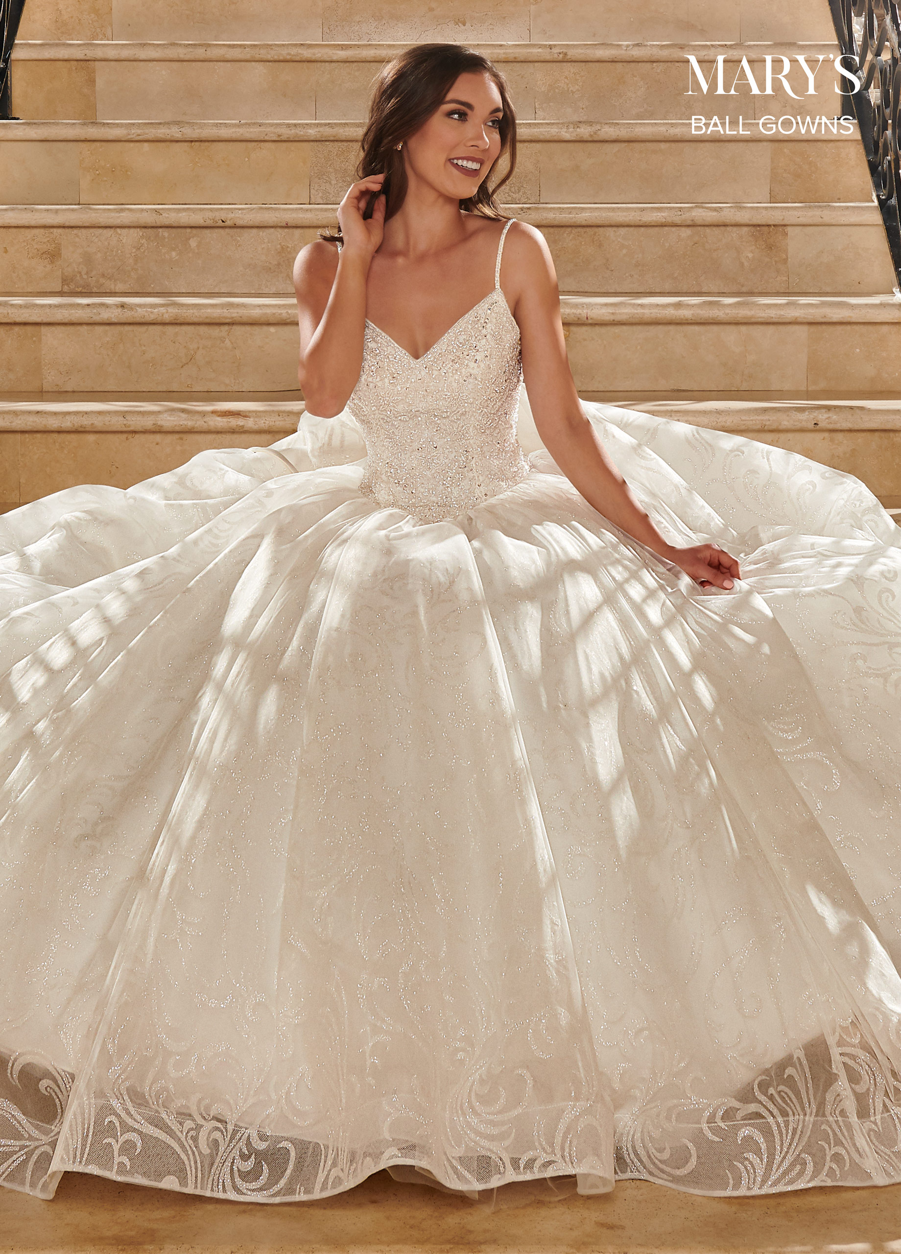 Bridal Ball Gowns | Ball Gowns | Style - MB6071