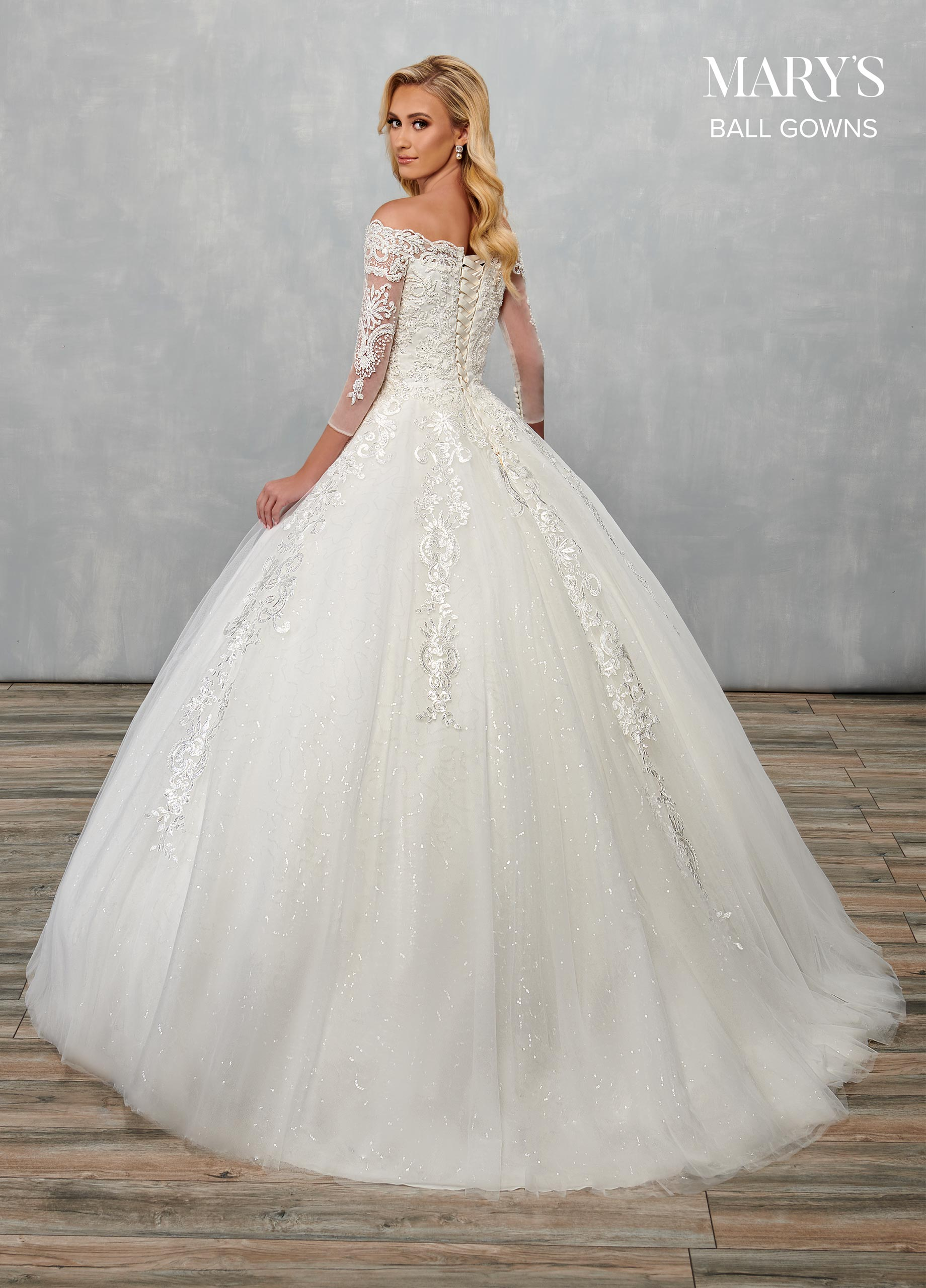 Bridal Ball Gowns | Ball Gowns | Style - MB6072