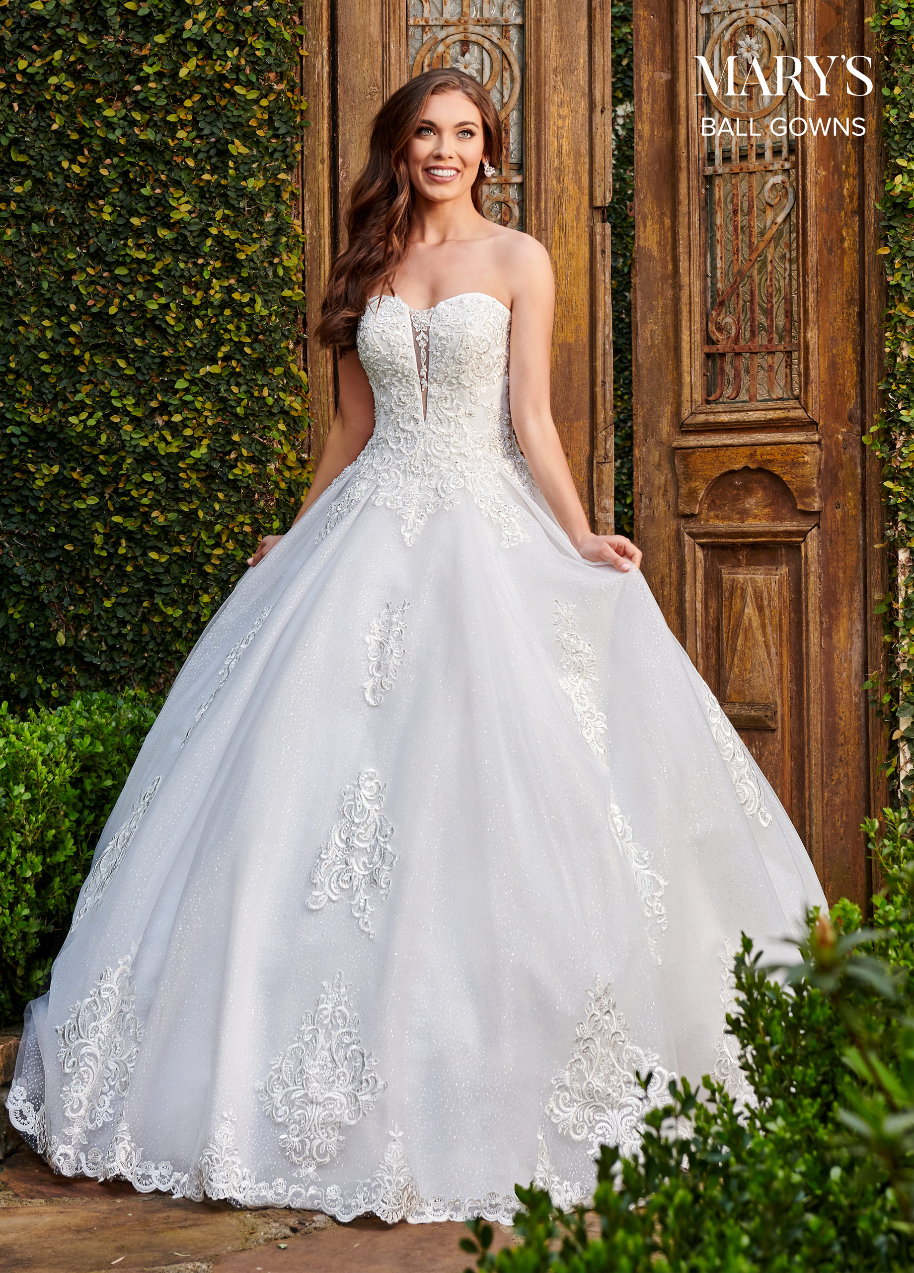 Bridal Ball Gowns | Ball Gowns | Style - MB6073