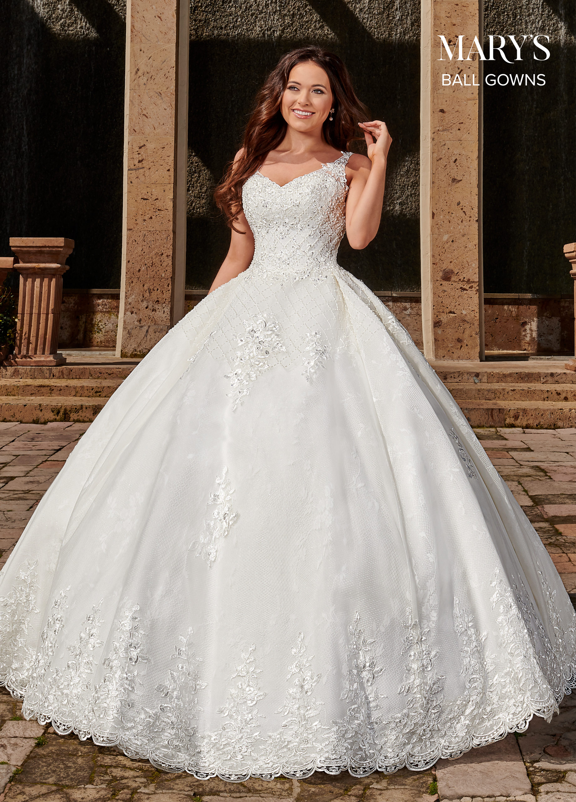 Bridal Ball Gowns | Ball Gowns | Style - MB6074