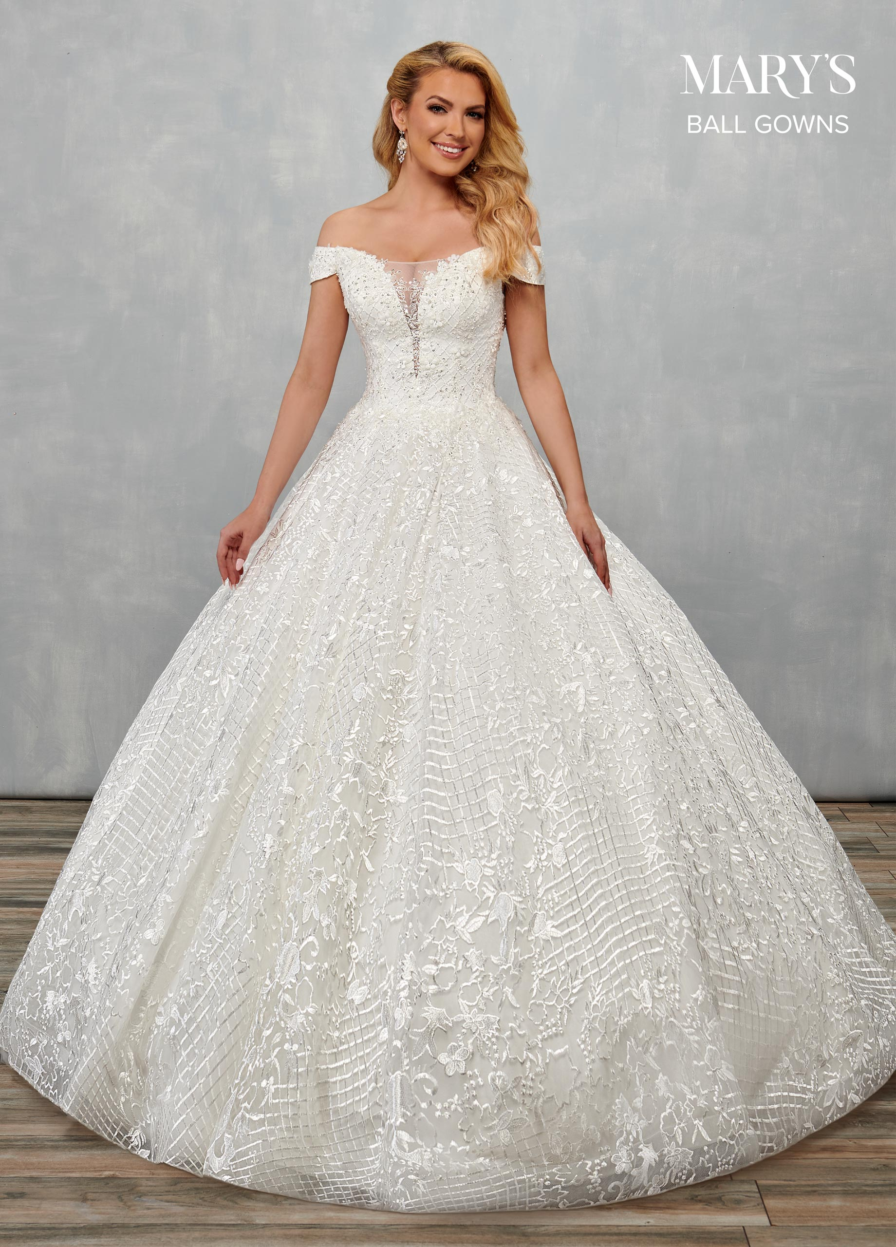 Bridal Ball Gowns | Ball Gowns | Style - MB6075