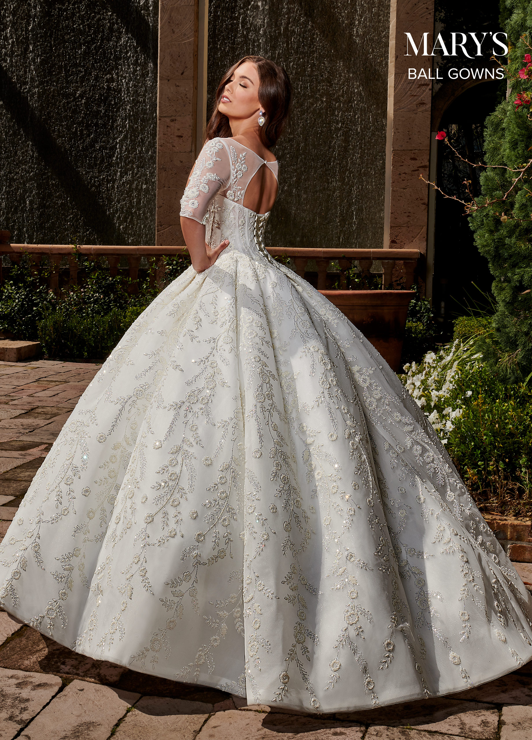 Bridal Ball Gowns | Ball Gowns | Style - MB6076
