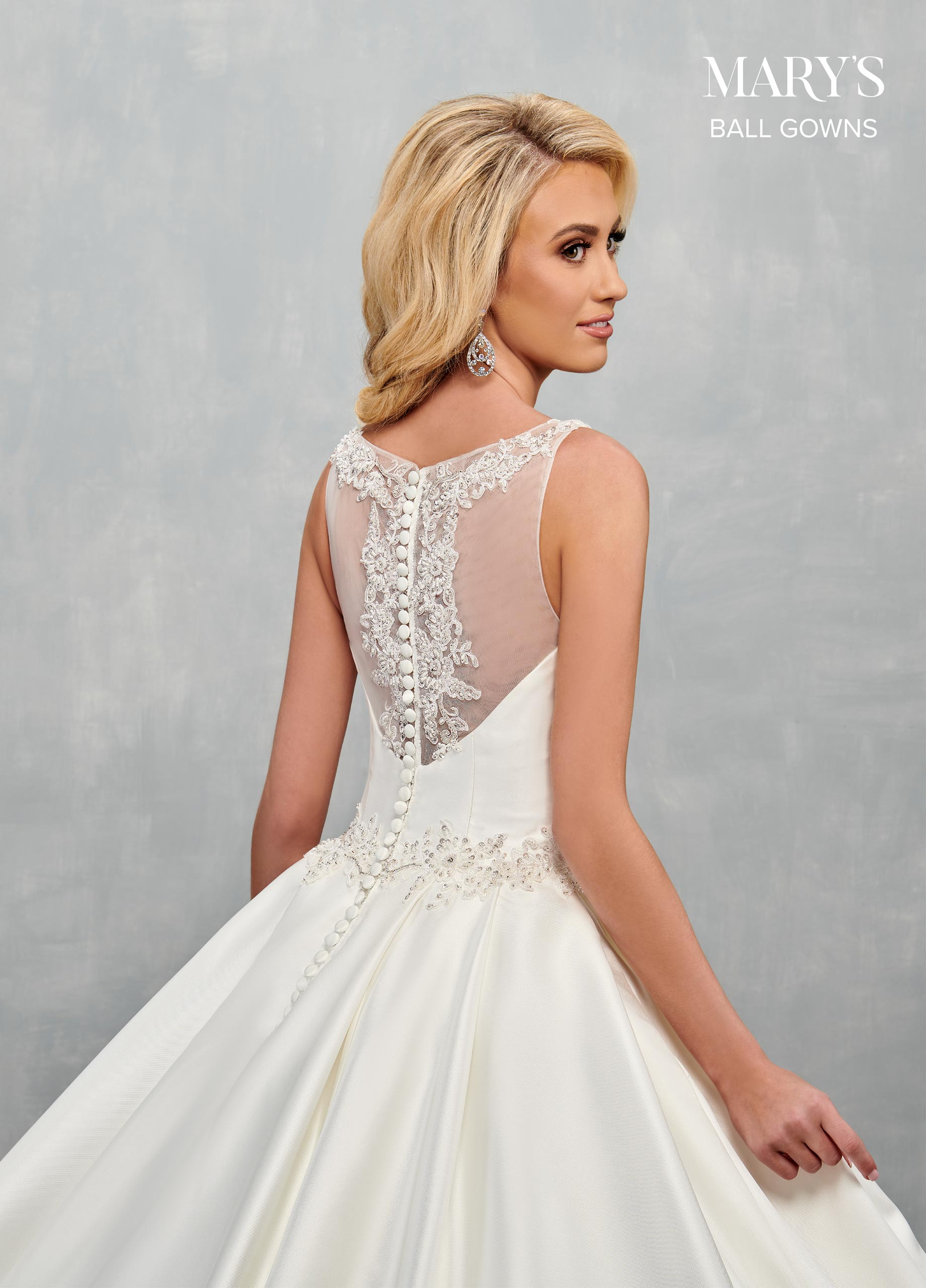 Bridal Ball Gowns | Ball Gowns | Style - MB6077