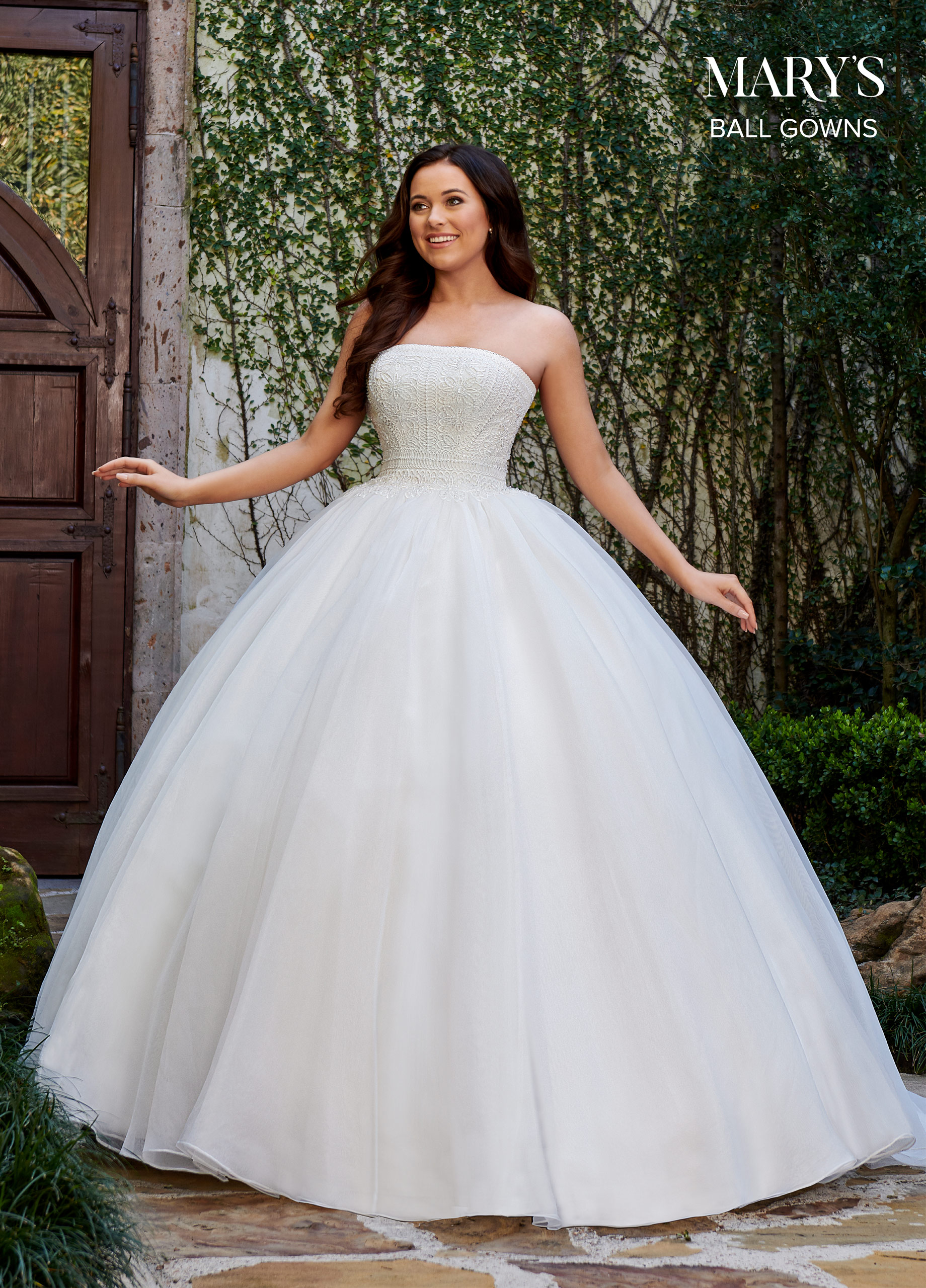 Bridal Ball Gowns | Ball Gowns | Style - MB6078