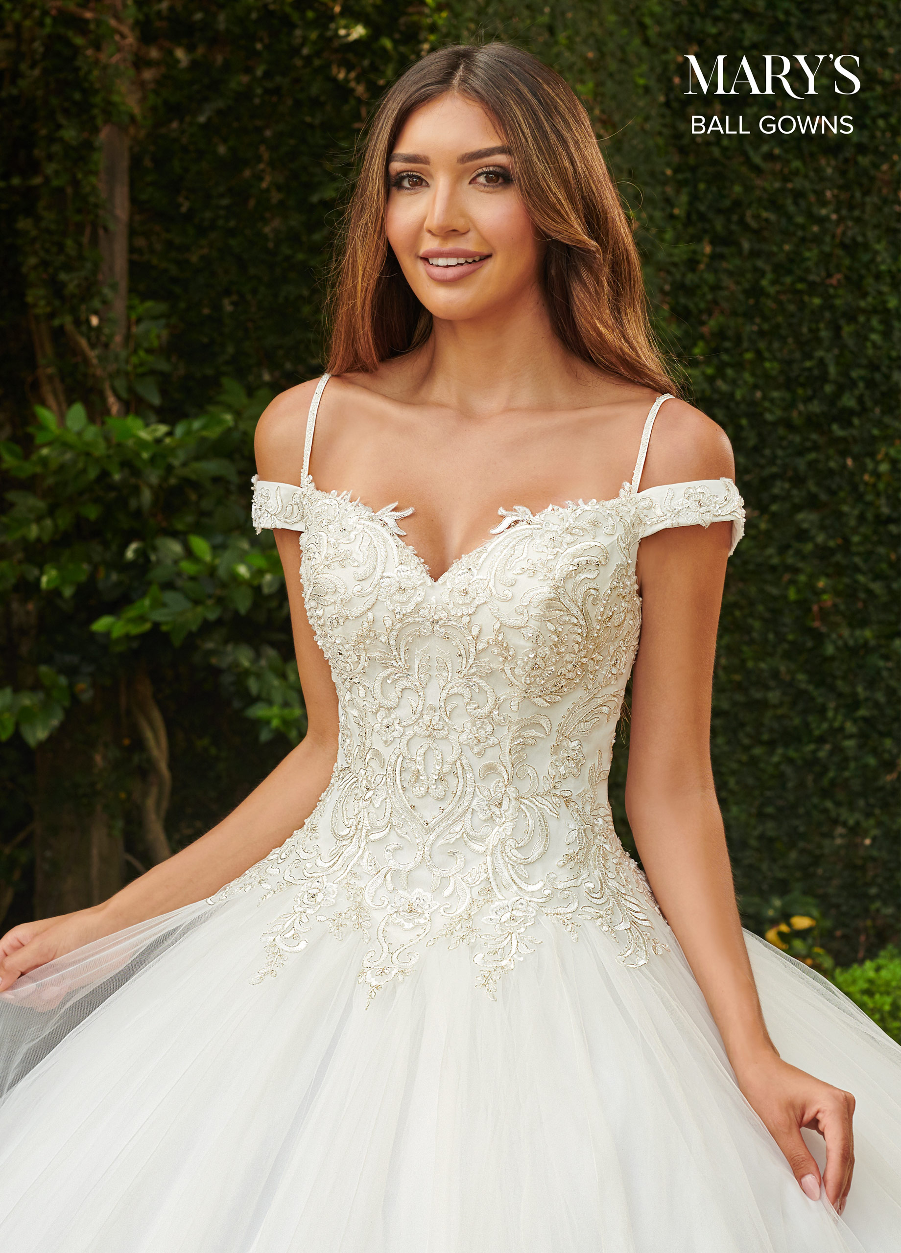 Bridal Ball Gowns | Ball Gowns | Style - MB6080