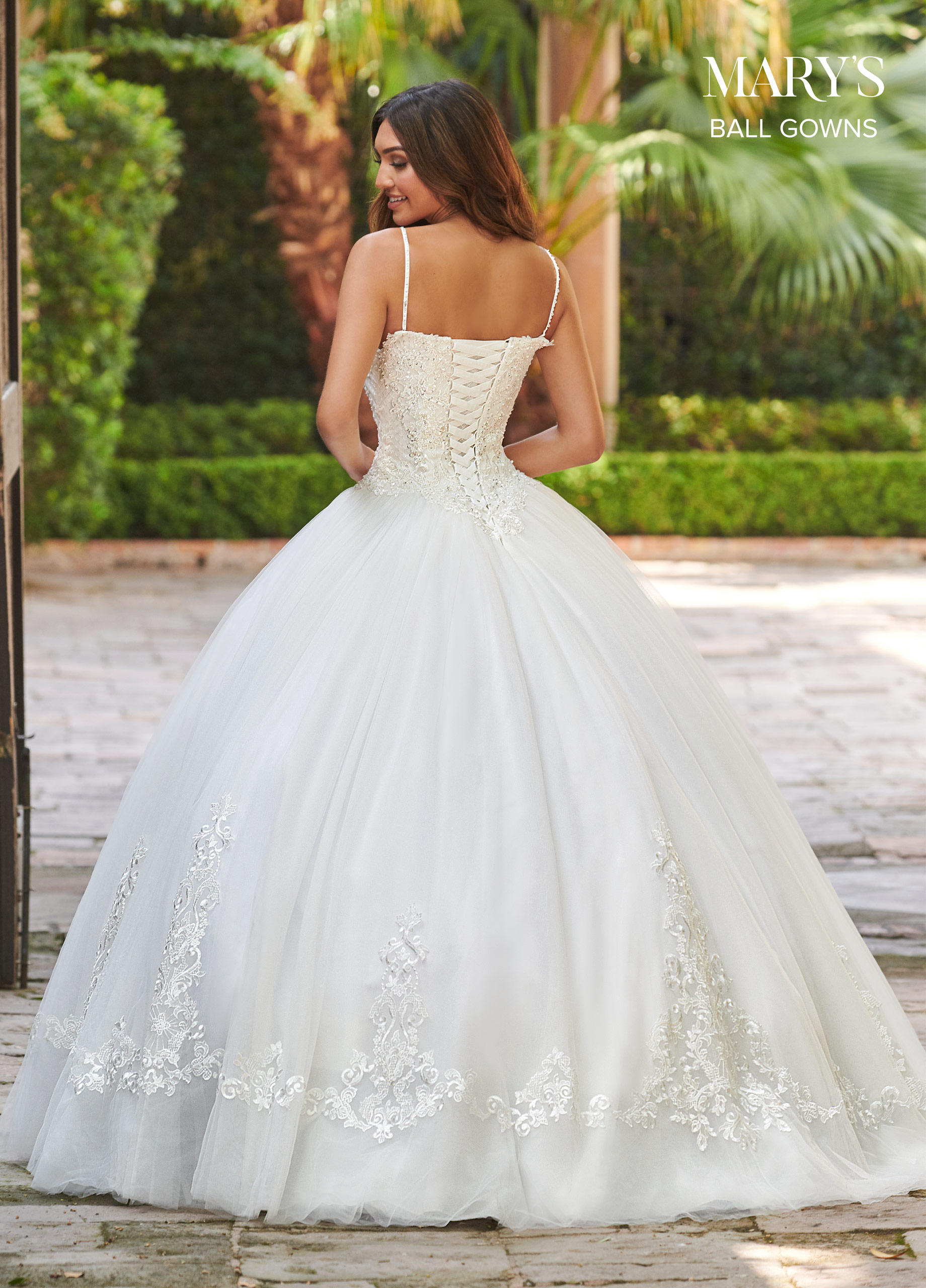 Bridal Ball Gowns | Ball Gowns | Style - MB6082
