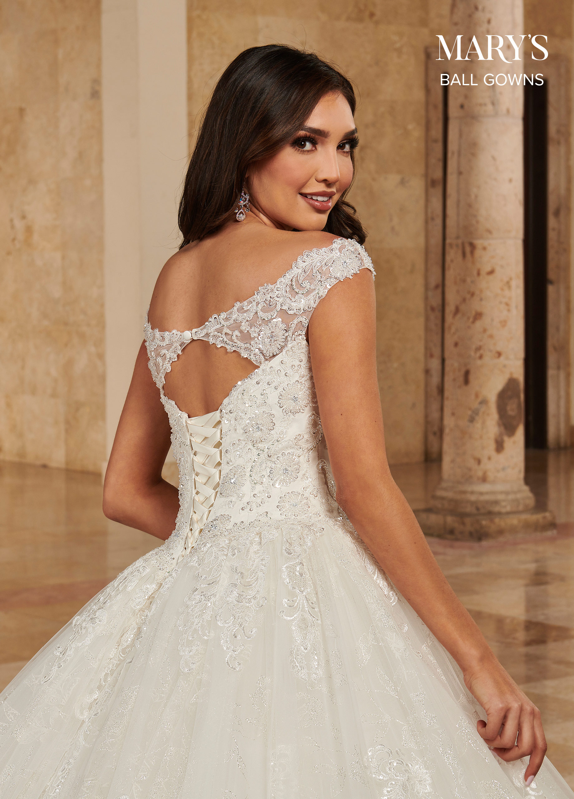 Bridal Ball Gowns | Ball Gowns | Style - MB6083