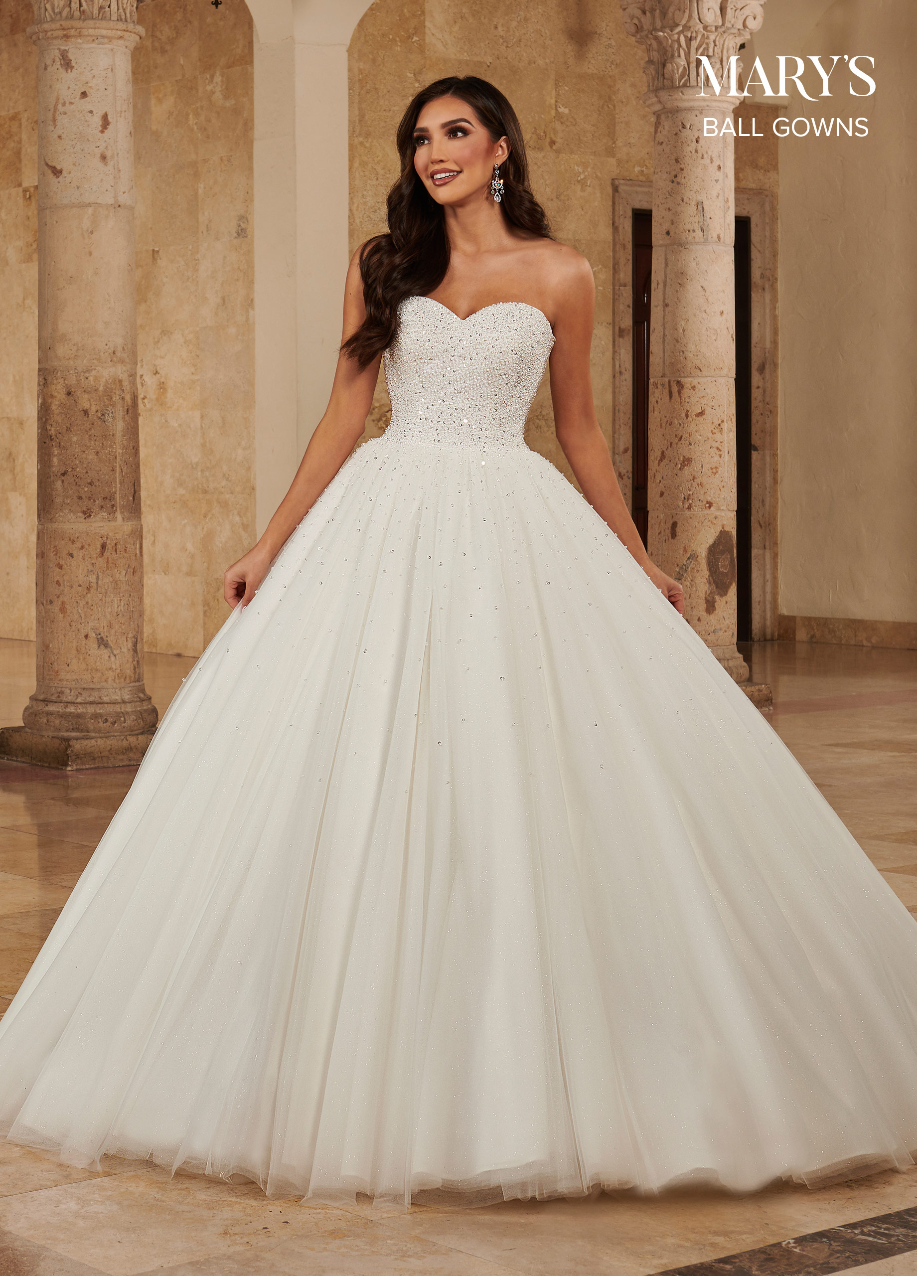 Bridal Ball Gowns | Ball Gowns | Style - MB6085