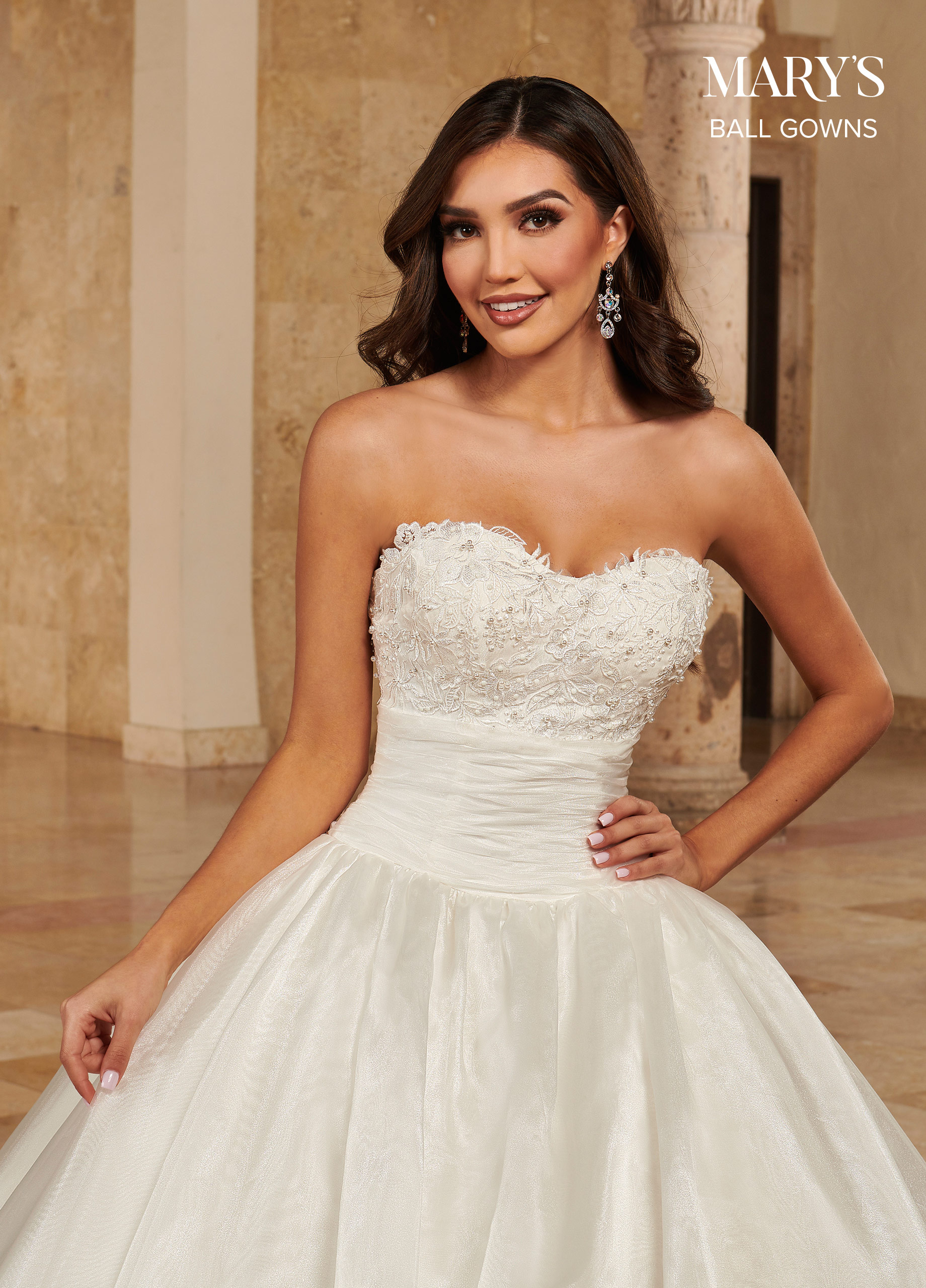 Bridal Ball Gowns | Ball Gowns | Style - MB6087