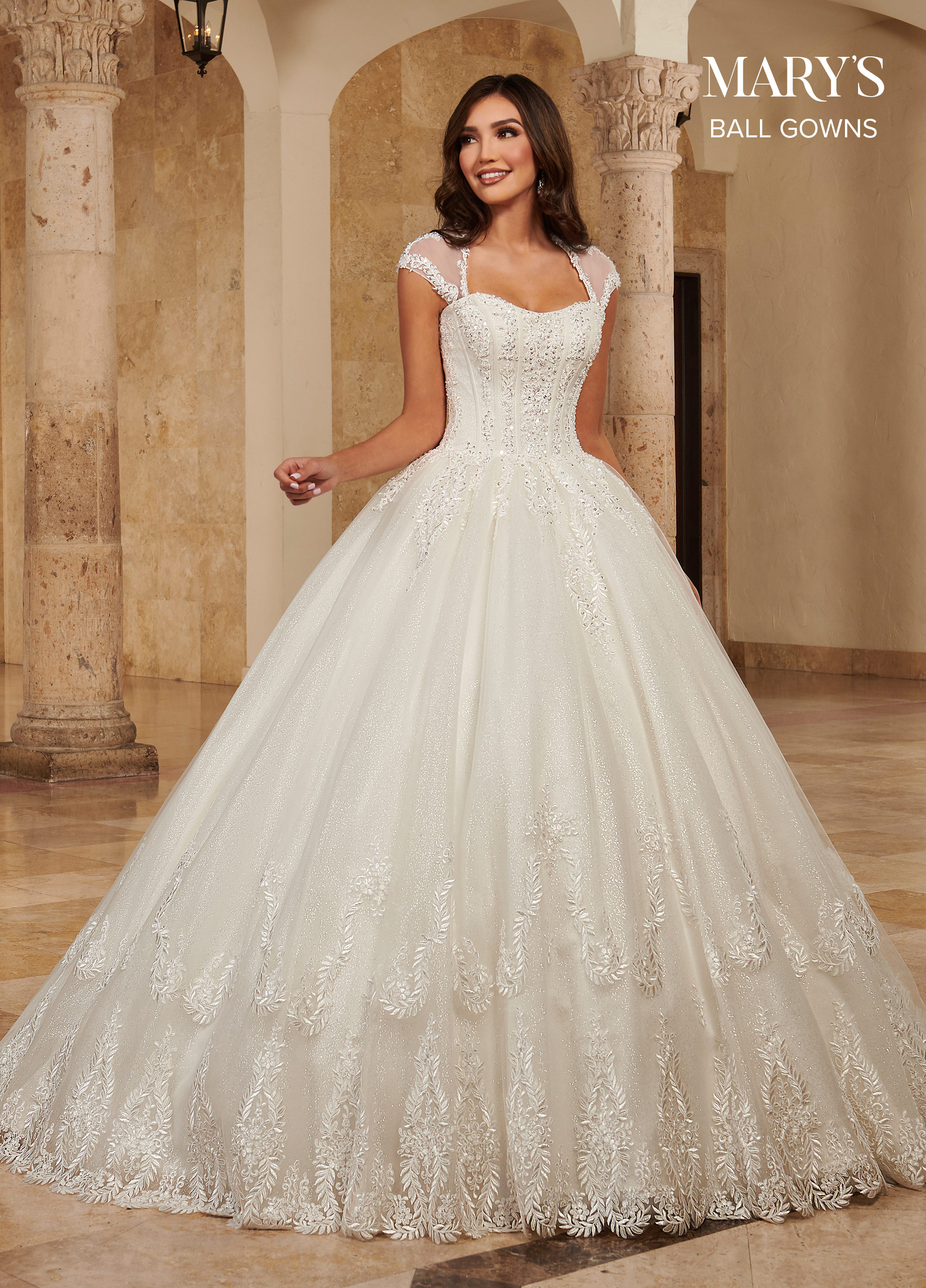 Bridal Ball Gowns | Ball Gowns | Style - MB6088
