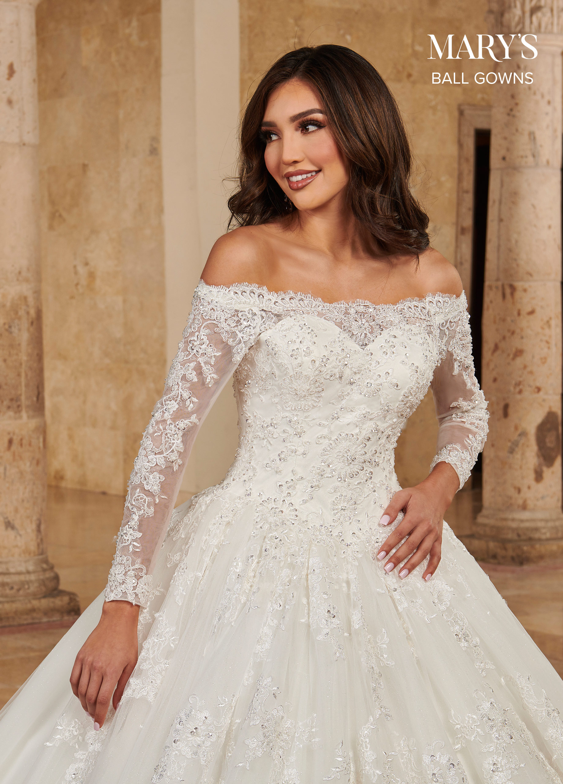 Bridal Ball Gowns | Ball Gowns | Style - MB6089