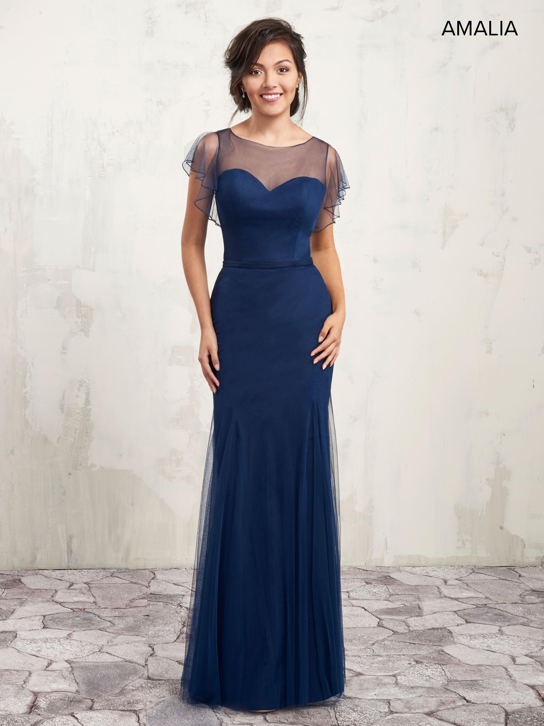Amalia Bridesmaid Dresses | Amalia | Style - MB7002