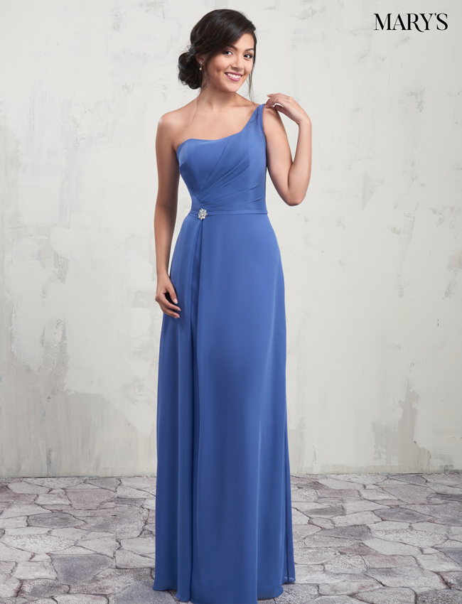 Lavender Color Amalia Bridesmaid Dresses - Style - MB7005