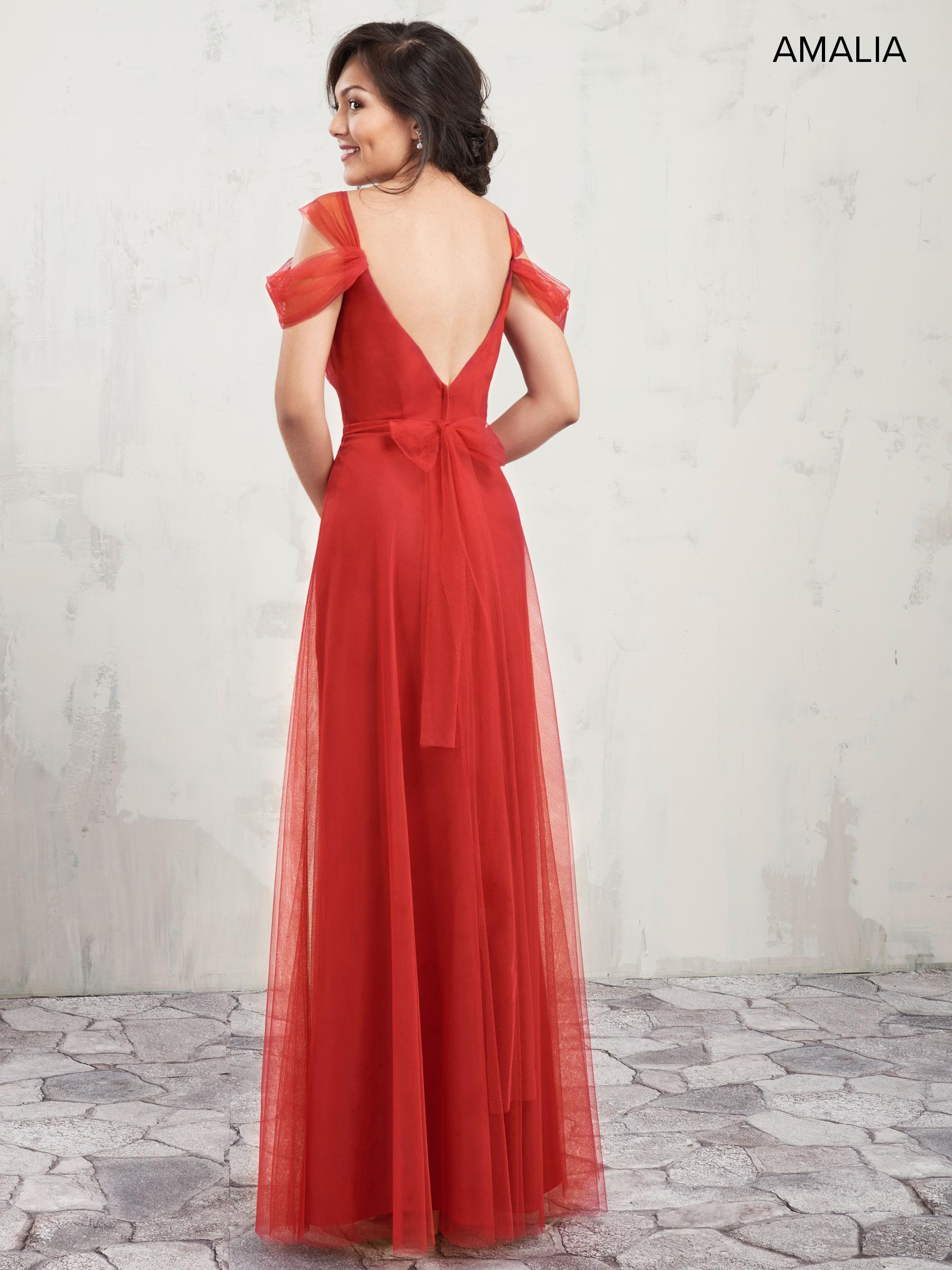 Amalia Bridesmaid Dresses | Amalia | Style - MB7008