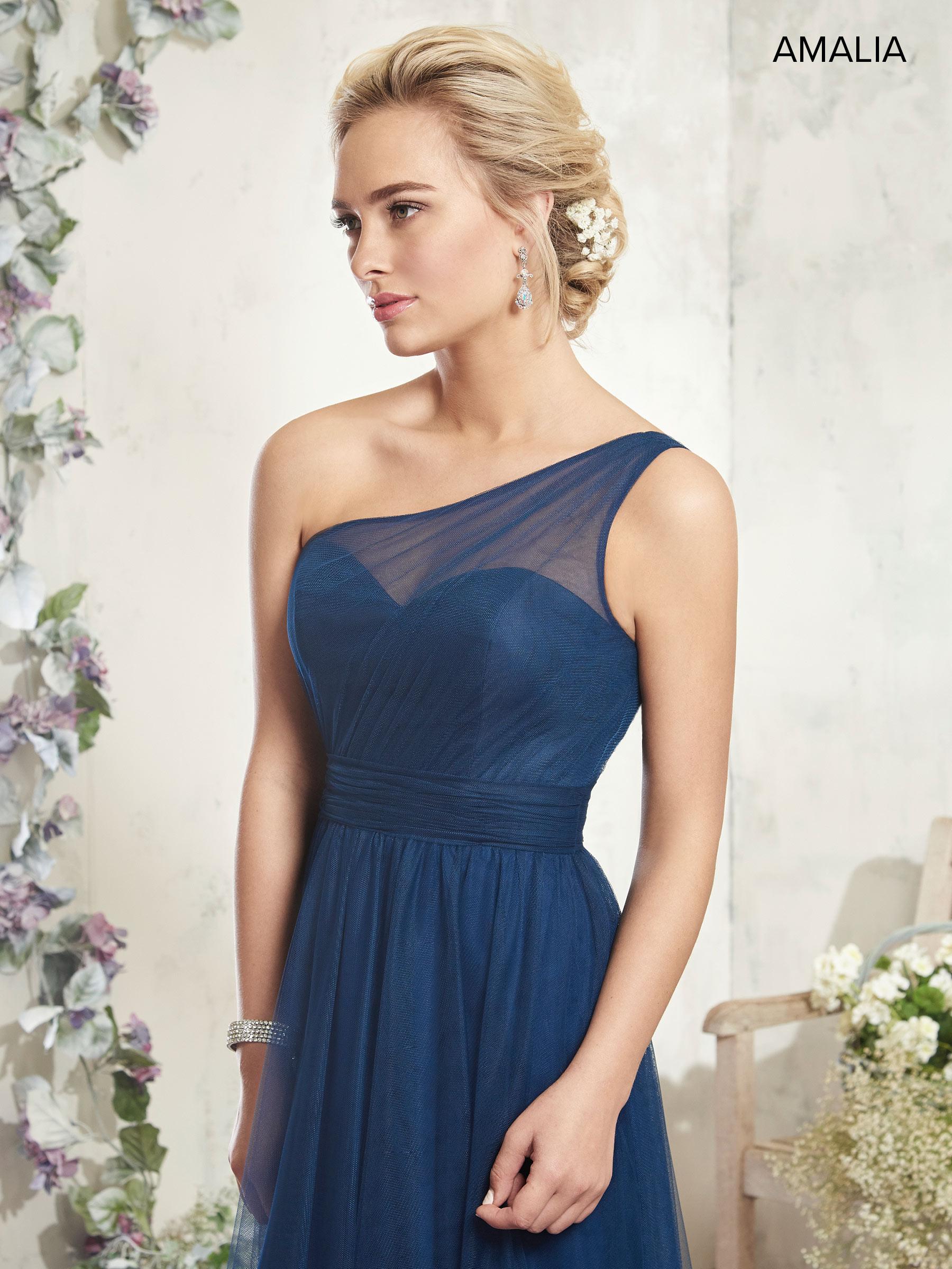 Amalia Bridesmaid Dresses | Amalia | Style - MB7009
