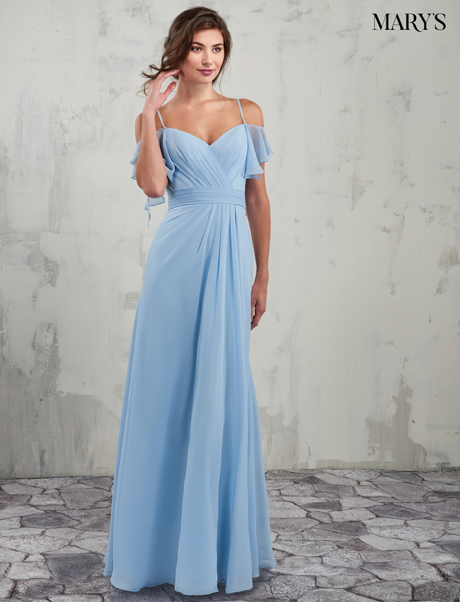 Lavender Color Amalia Bridesmaid Dresses - Style - MB7010