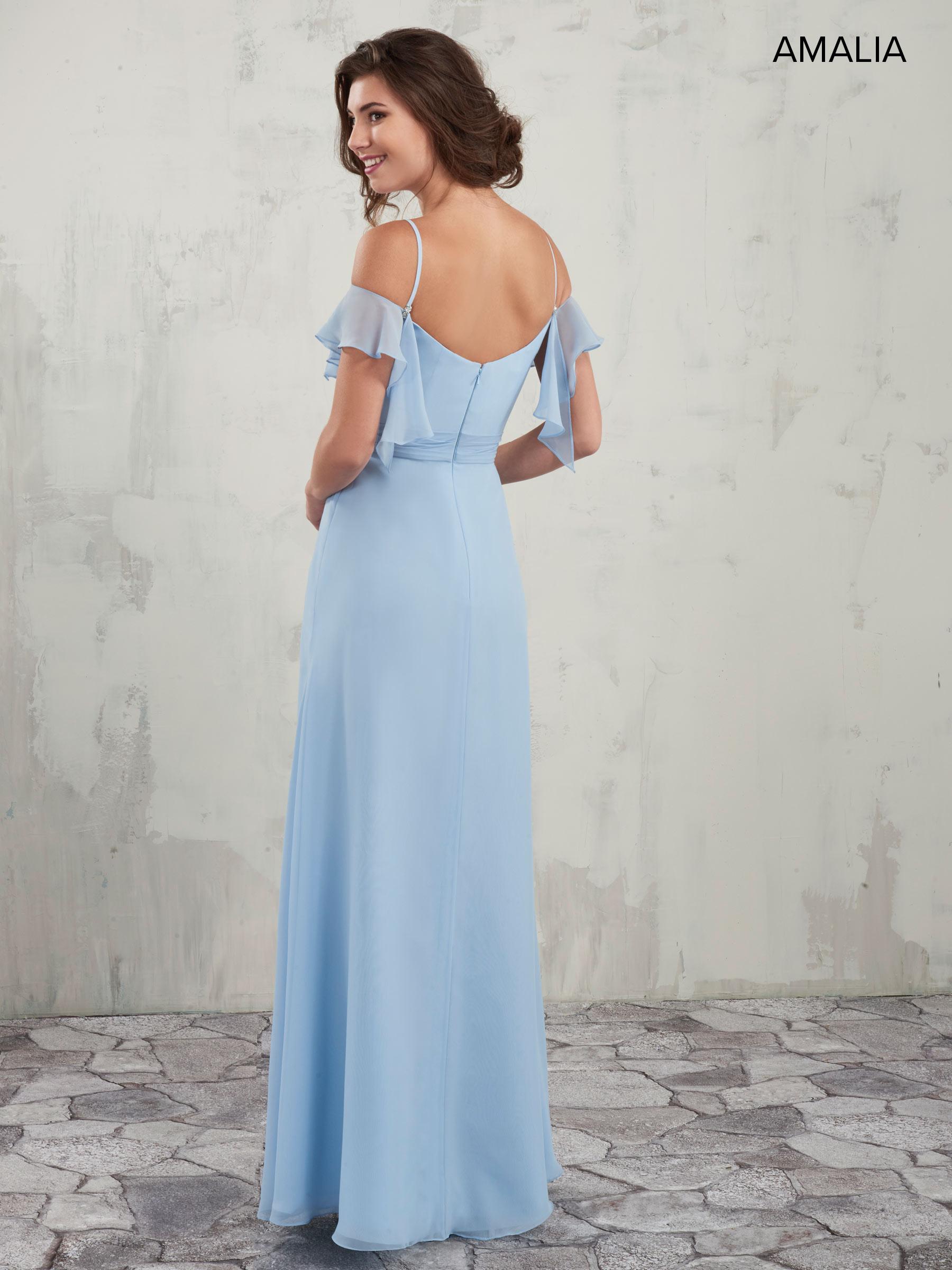 Amalia Bridesmaid Dresses | Amalia | Style - MB7010