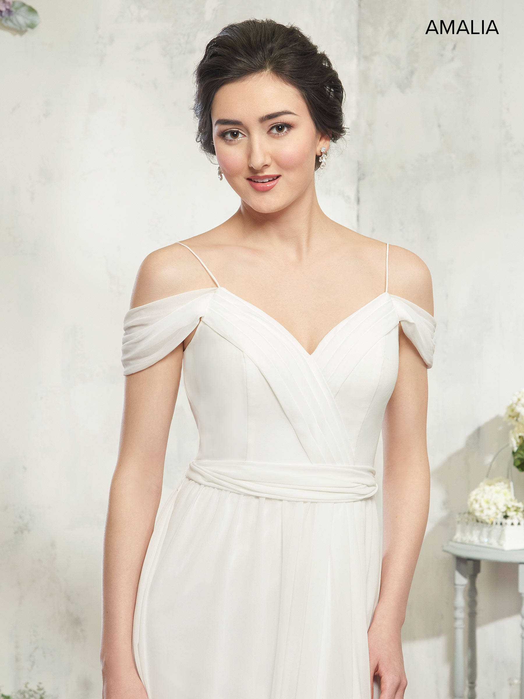 Amalia Bridesmaid Dresses | Amalia | Style - MB7012
