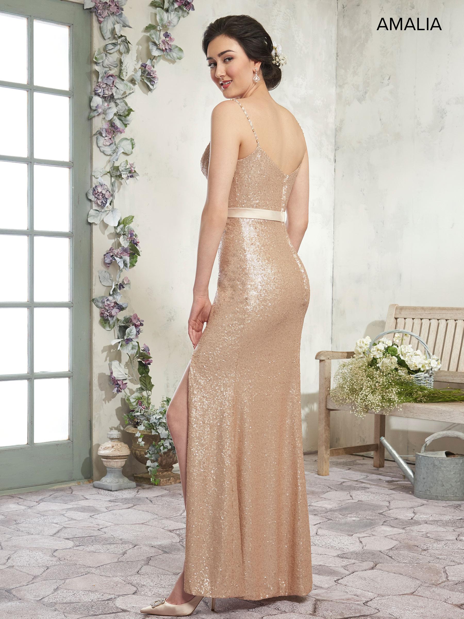 Amalia Bridesmaid Dresses | Amalia | Style - MB7013