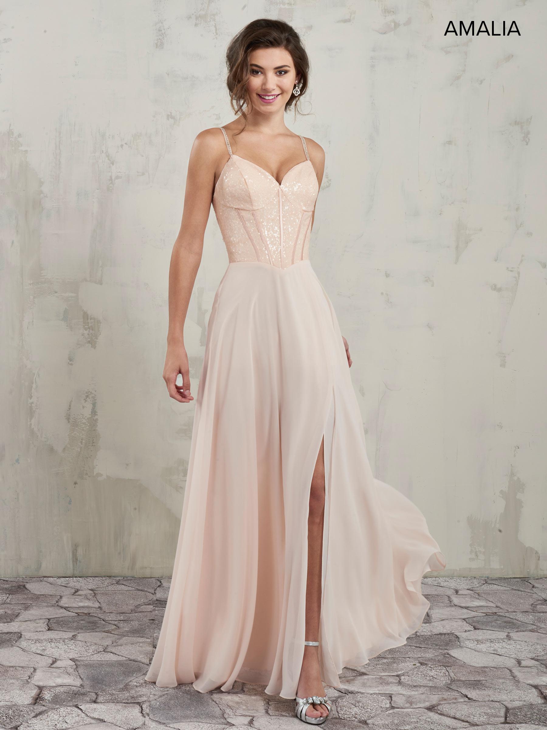 Amalia Bridesmaid Dresses | Amalia | Style - MB7017