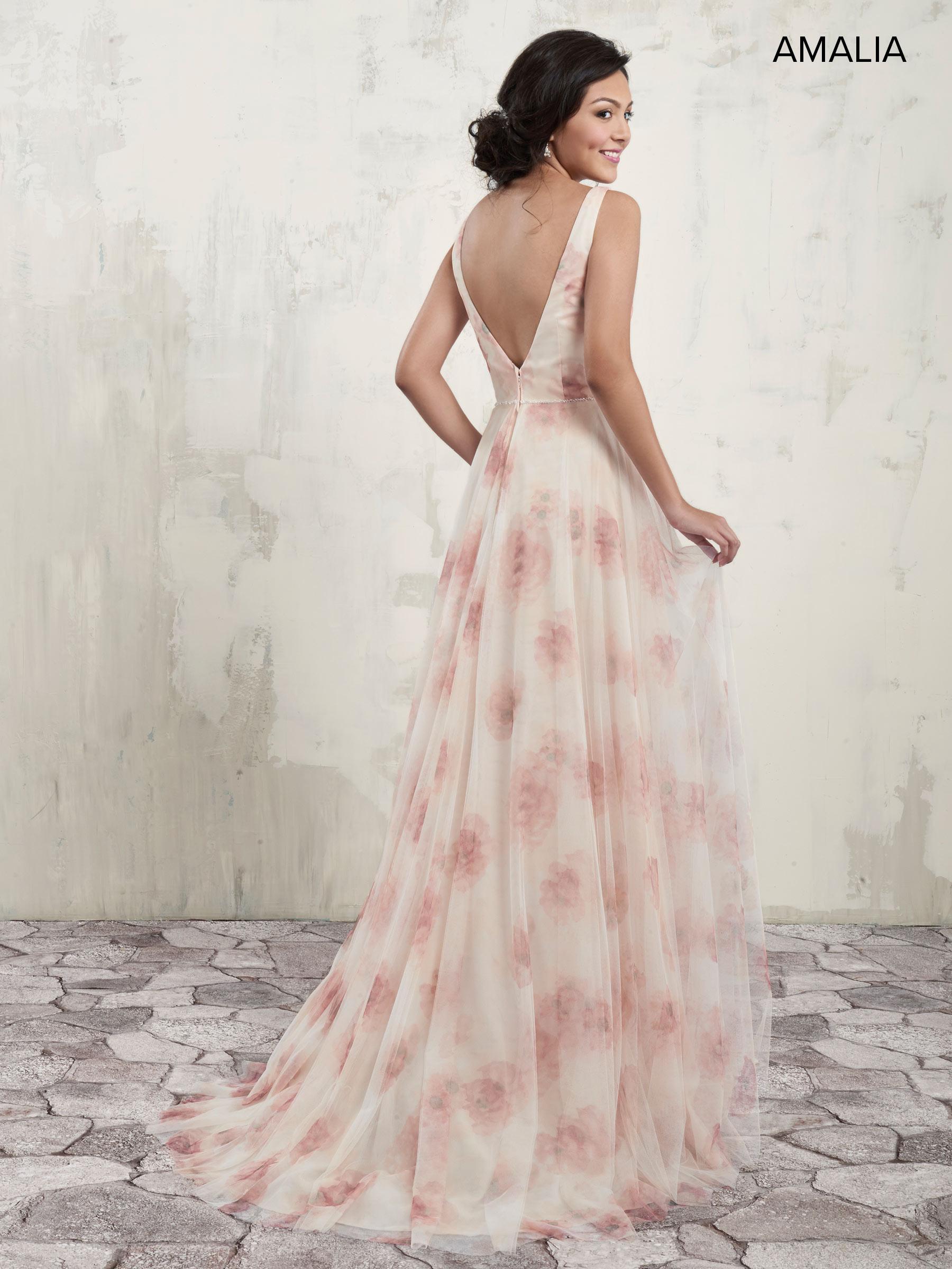 Amalia Bridesmaid Dresses | Amalia | Style - MB7018