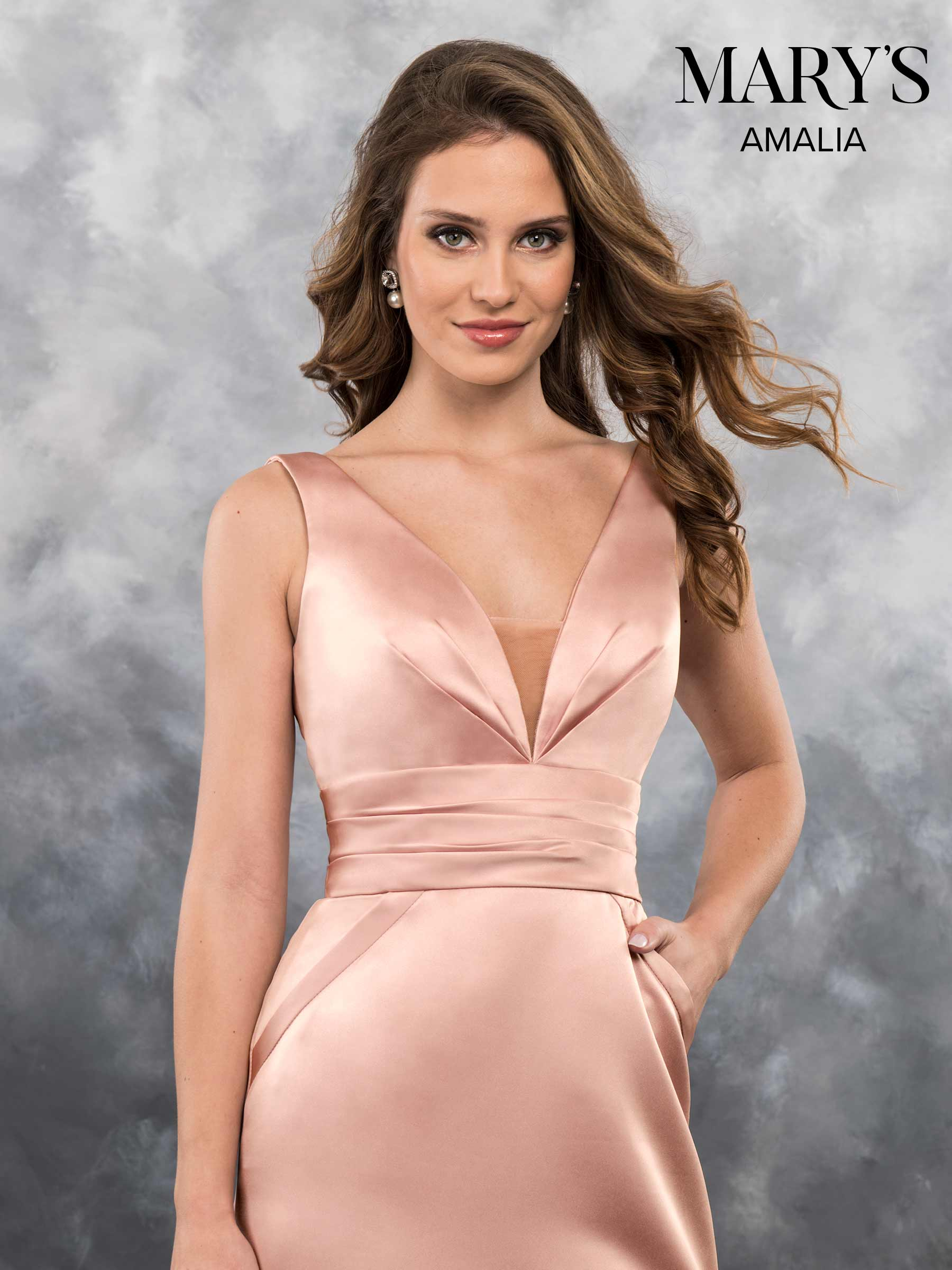 Amalia Bridesmaid Dresses | Amalia | Style - MB7023