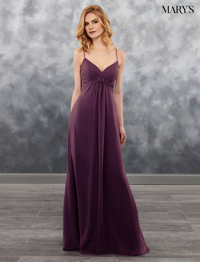 Lavender Color Amalia Bridesmaid Dresses - Style - MB7024