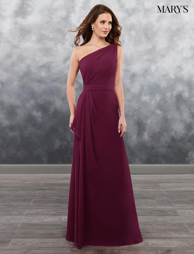 Color Amalia Bridesmaid Dresses - Style - MB7025