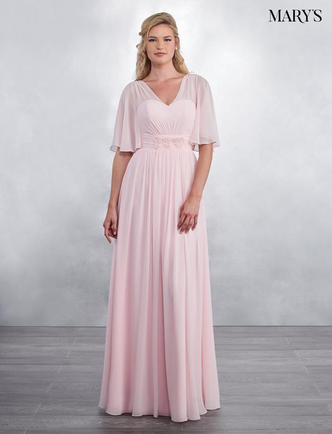 Purple Color Amalia Bridesmaid Dresses - Style - MB7036