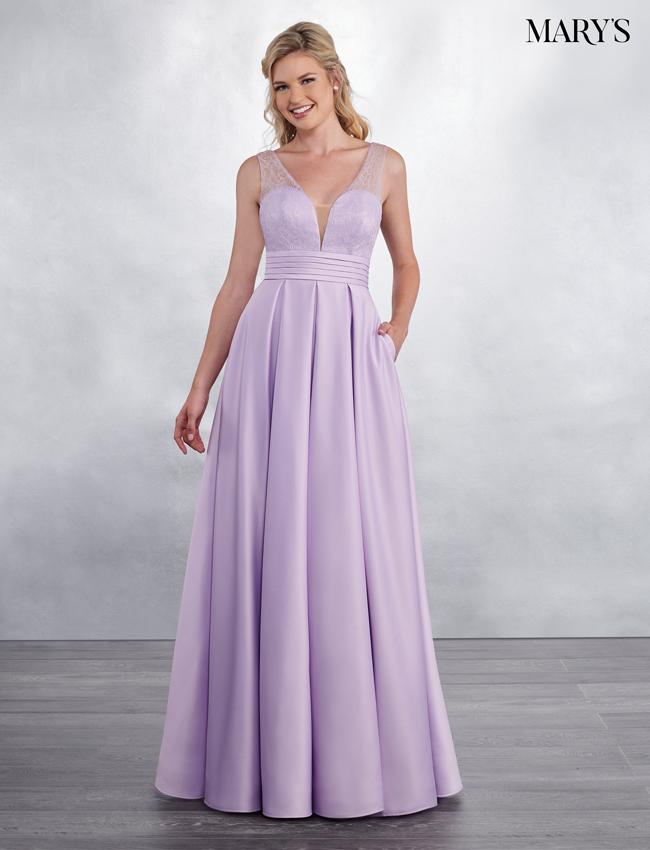 Black Color Amalia Bridesmaid Dresses - Style - MB7037