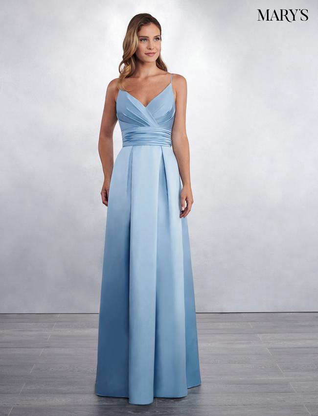 Black Color Amalia Bridesmaid Dresses - Style - MB7047